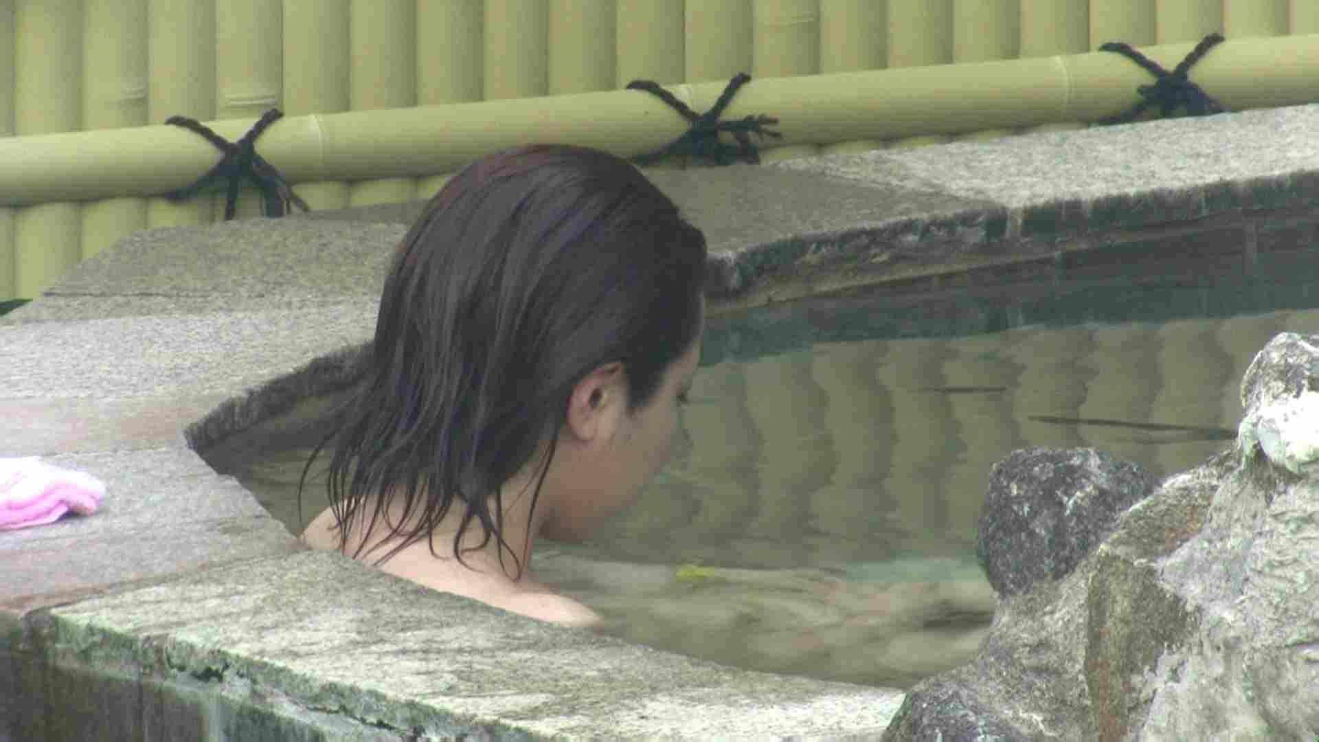 Aquaな露天風呂Vol.604 露天 | OL女体  67連発 43