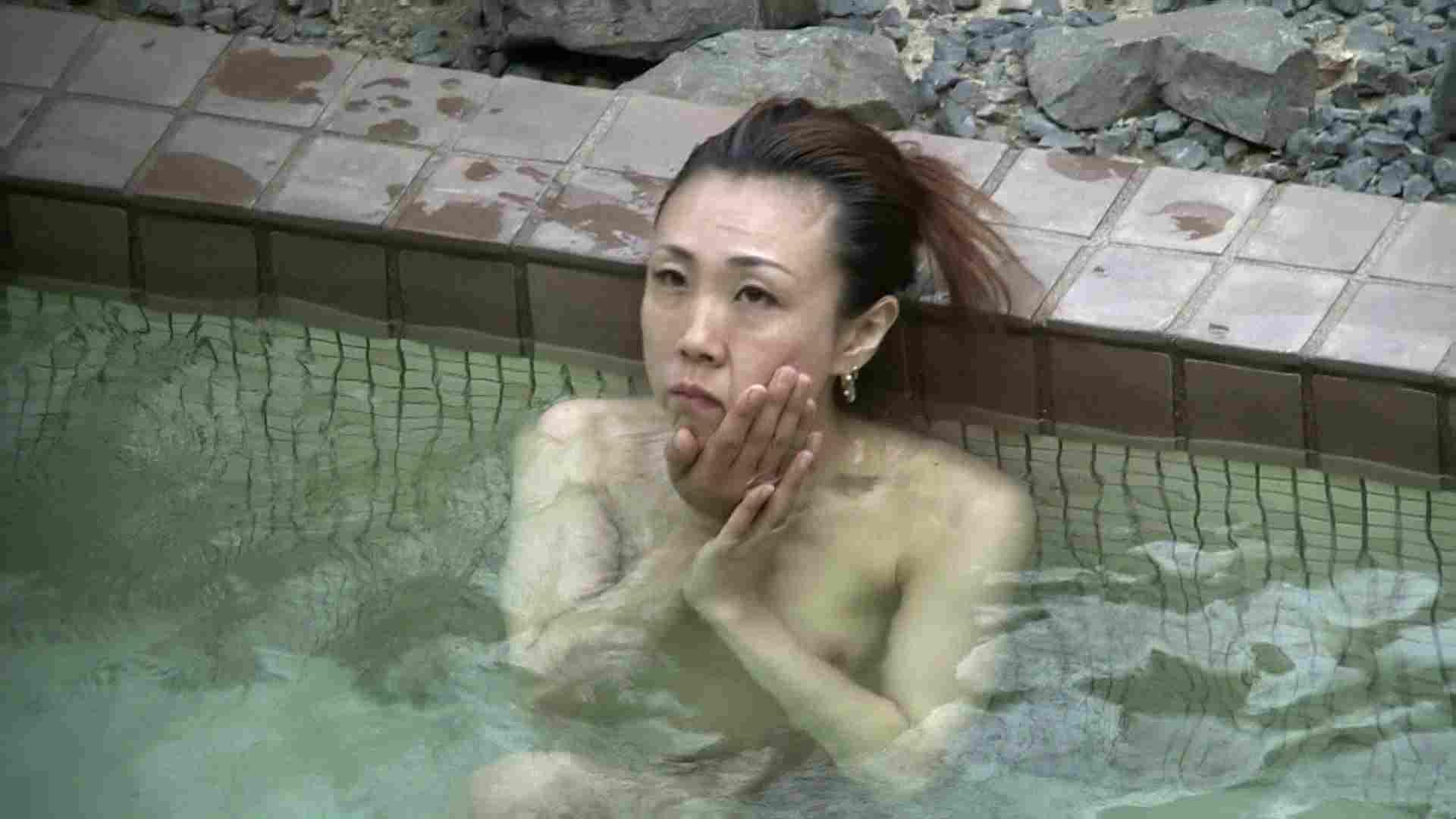 Aquaな露天風呂Vol.654 露天 盗撮われめAV動画紹介 87連発 50