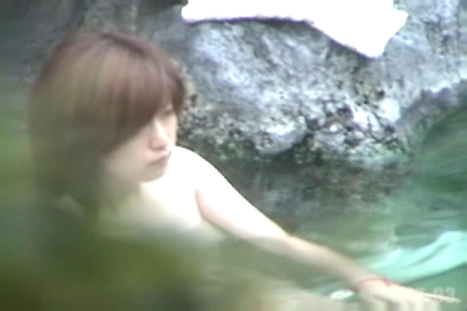 Aquaな露天風呂Vol.731 OL女体   露天  96連発 55