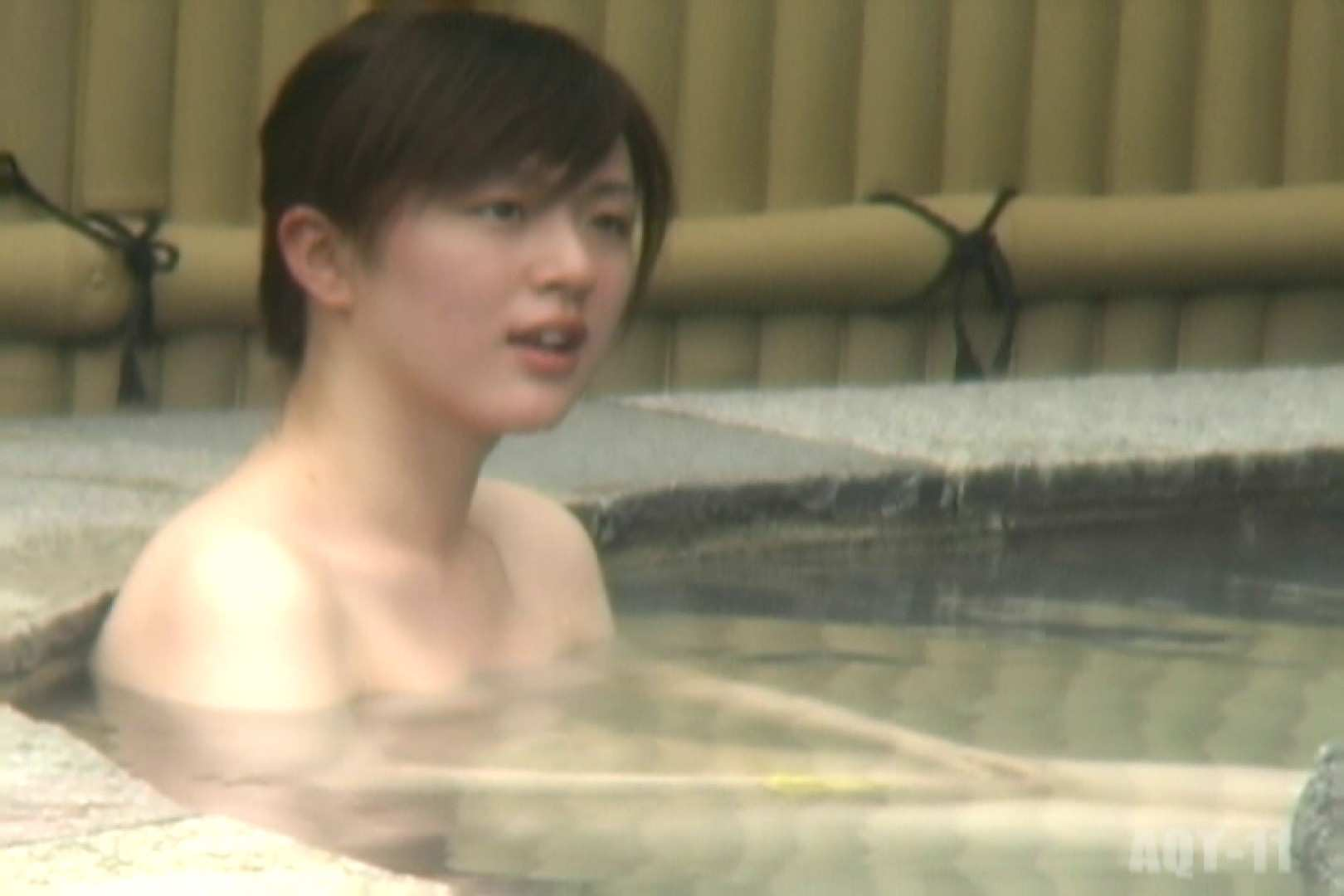 Aquaな露天風呂Vol.797 露天 覗きワレメ動画紹介 67連発 44