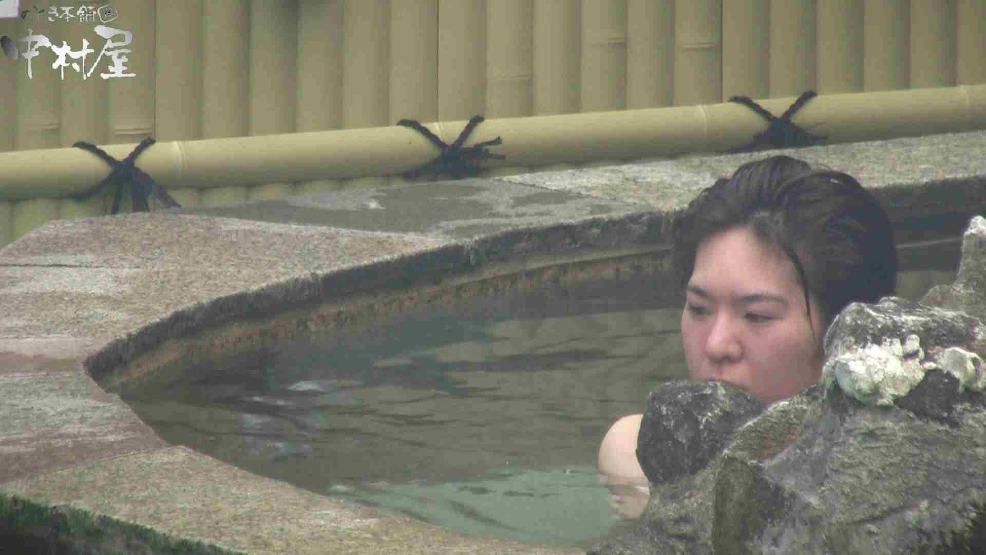 Aquaな露天風呂Vol.907 露天 盗撮ヌード画像 95連発 29