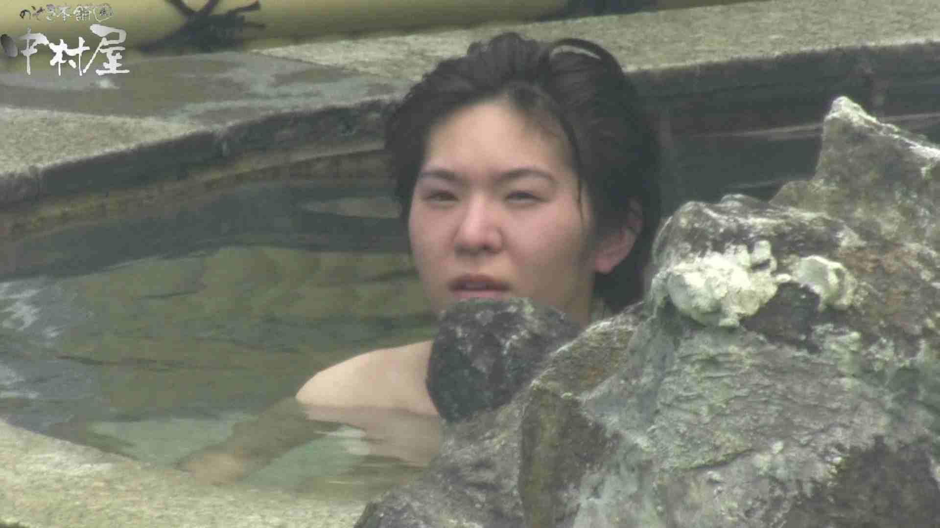 Aquaな露天風呂Vol.907 露天 盗撮ヌード画像 95連発 35
