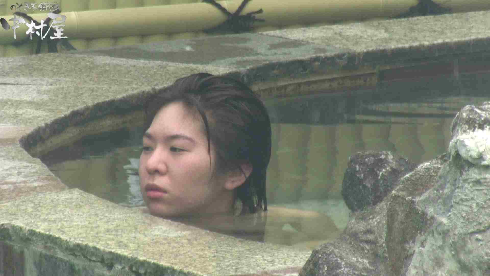 Aquaな露天風呂Vol.907 露天 盗撮ヌード画像 95連発 59