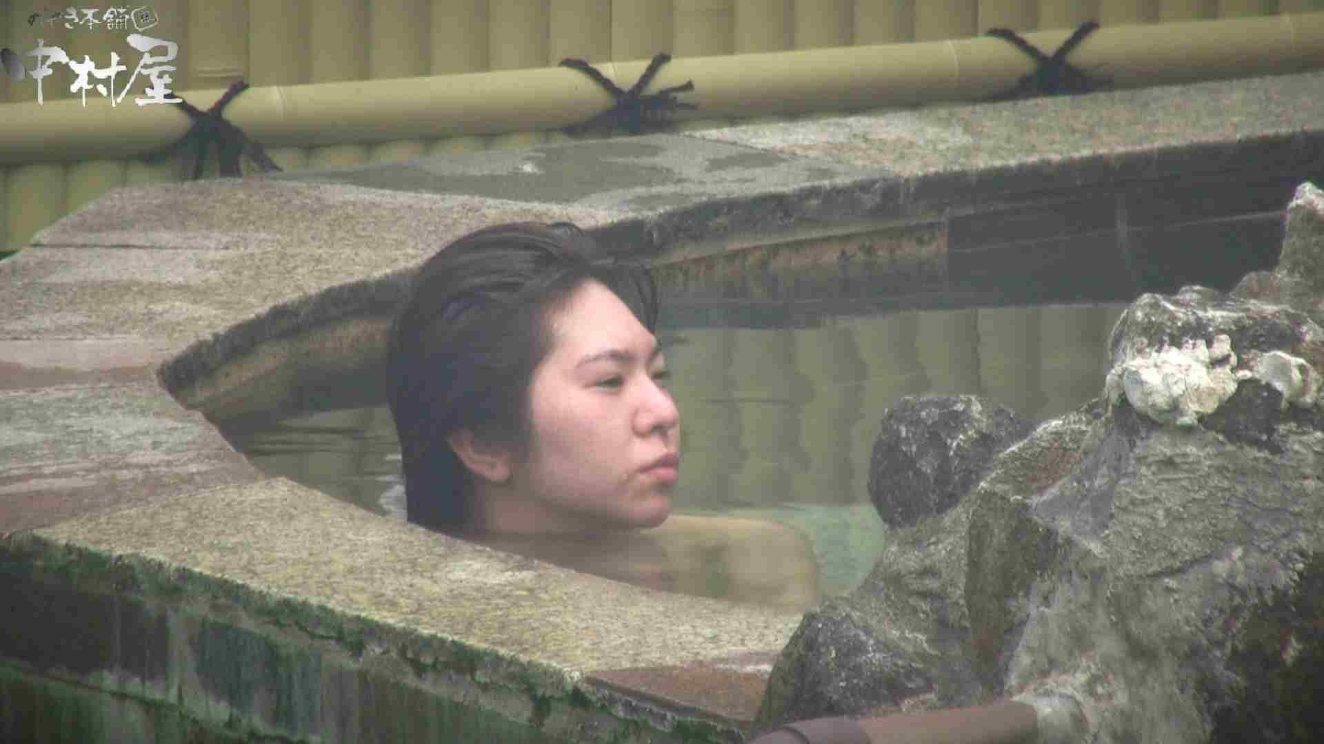 Aquaな露天風呂Vol.907 露天 盗撮ヌード画像 95連発 62