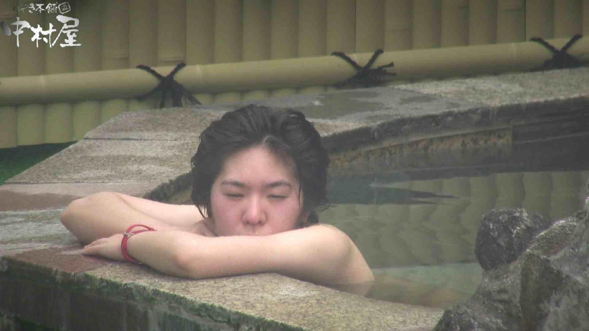 Aquaな露天風呂Vol.907 露天 盗撮ヌード画像 95連発 83