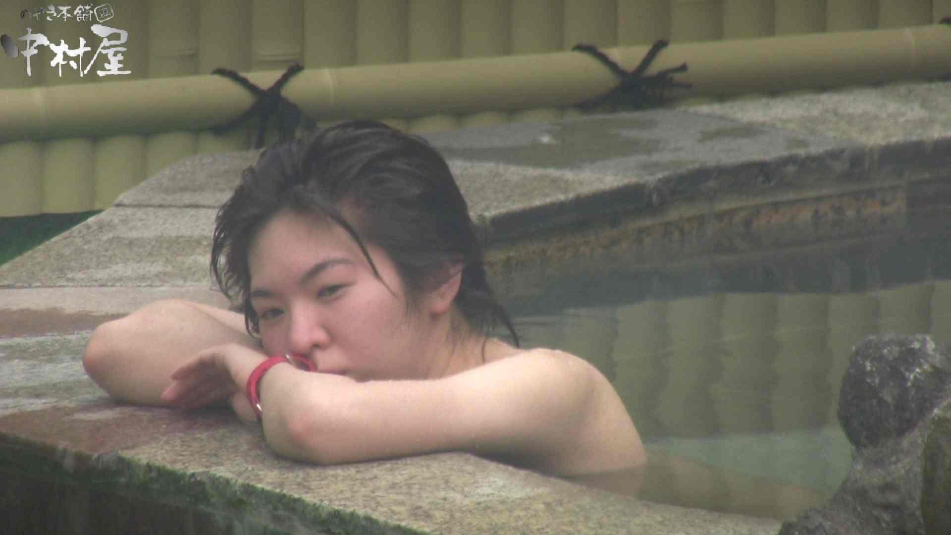 Aquaな露天風呂Vol.907 露天 盗撮ヌード画像 95連発 95
