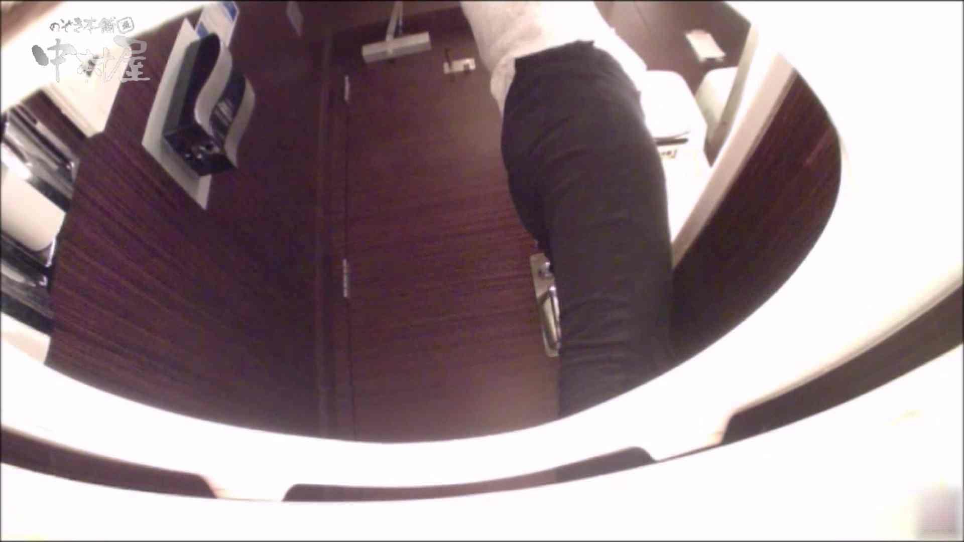 女子トイレ盗撮~某ファミレス編~vol.33 女体盗撮 覗きオメコ動画キャプチャ 46連発 13