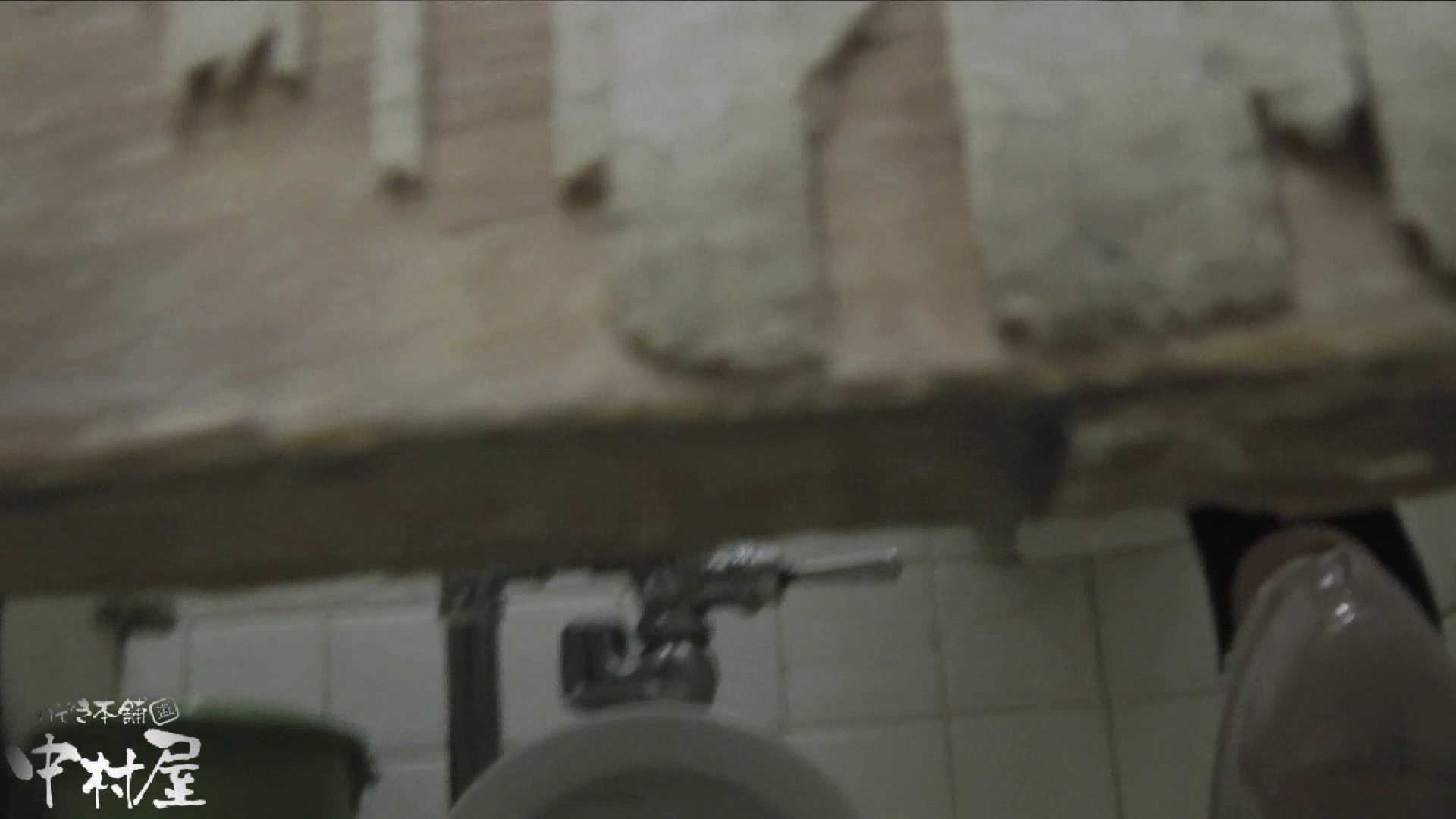 vol.14 命がけ潜伏洗面所! 色白ネーチャンヒクヒク! 洗面所 覗きおまんこ画像 93連発 15