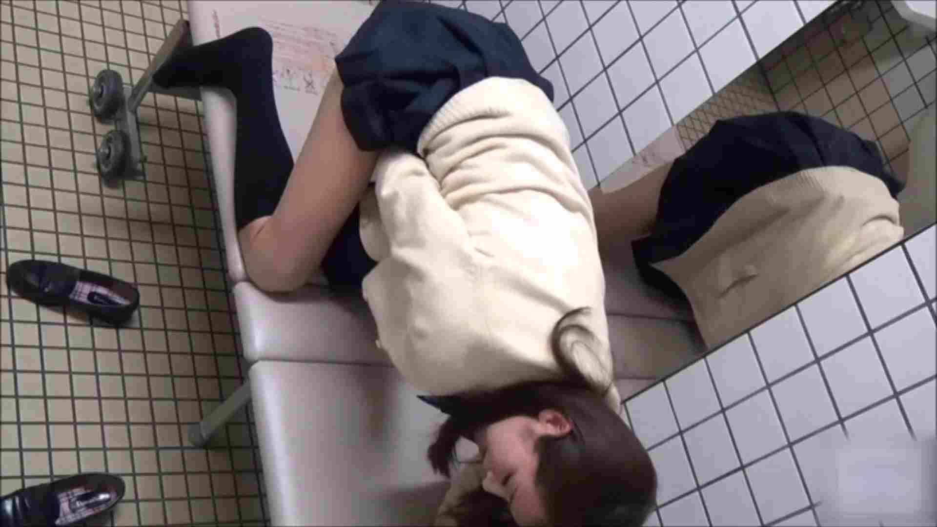 美少女トイレでオナニー!盗撮編vol.02 美少女女体 のぞき動画画像 79連発 77