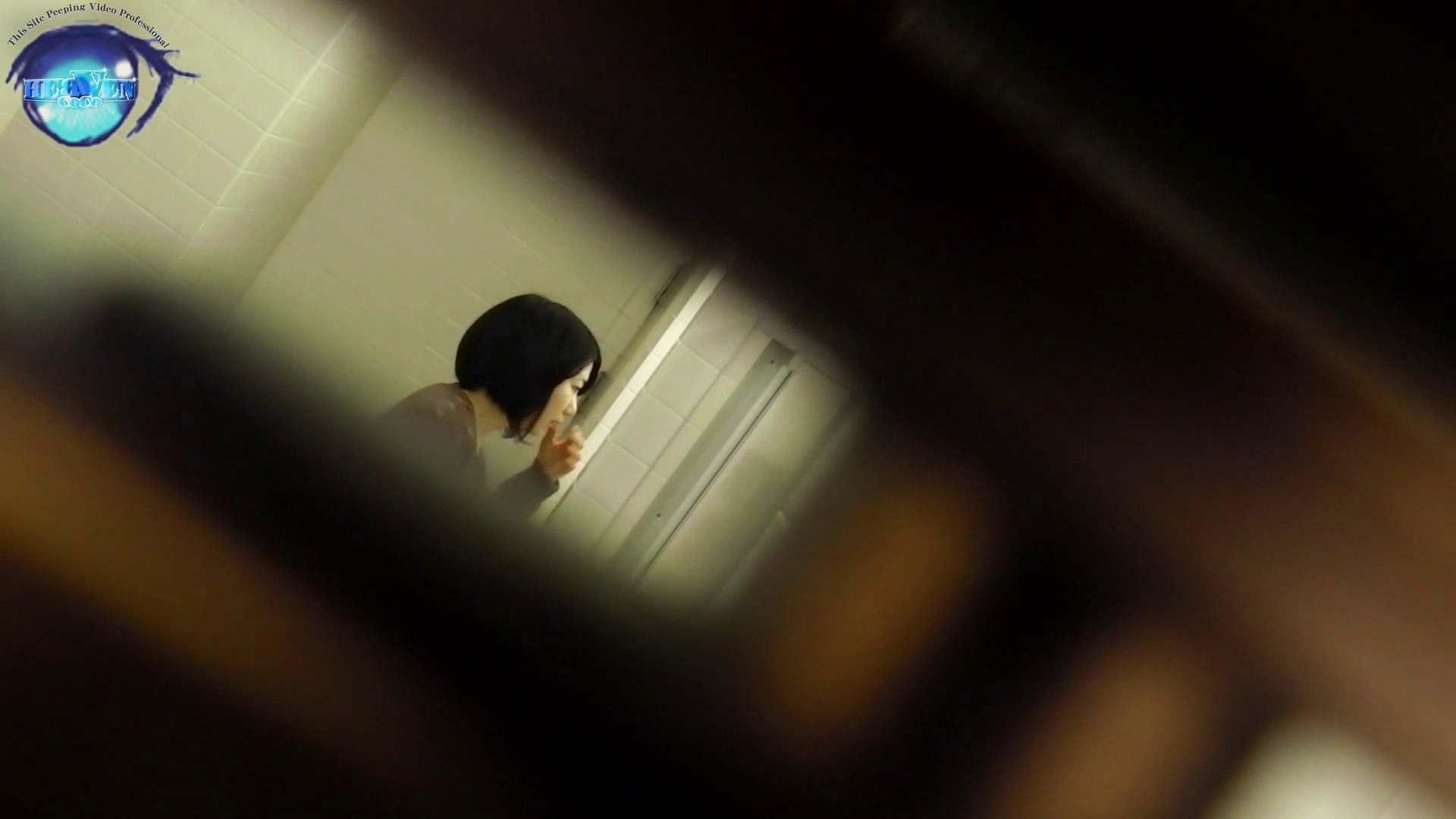 お銀さん vol.59 ピンチ!!「鏡の前で祈る女性」にばれる危機 前編 美人   OL女体  108連発 47