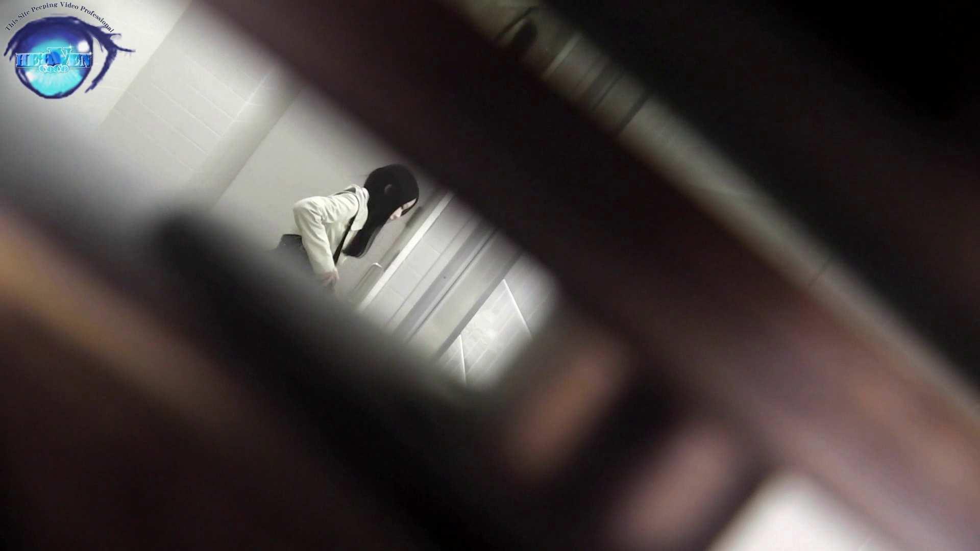 お銀さん vol.59 ピンチ!!「鏡の前で祈る女性」にばれる危機 前編 美人   OL女体  108連発 49