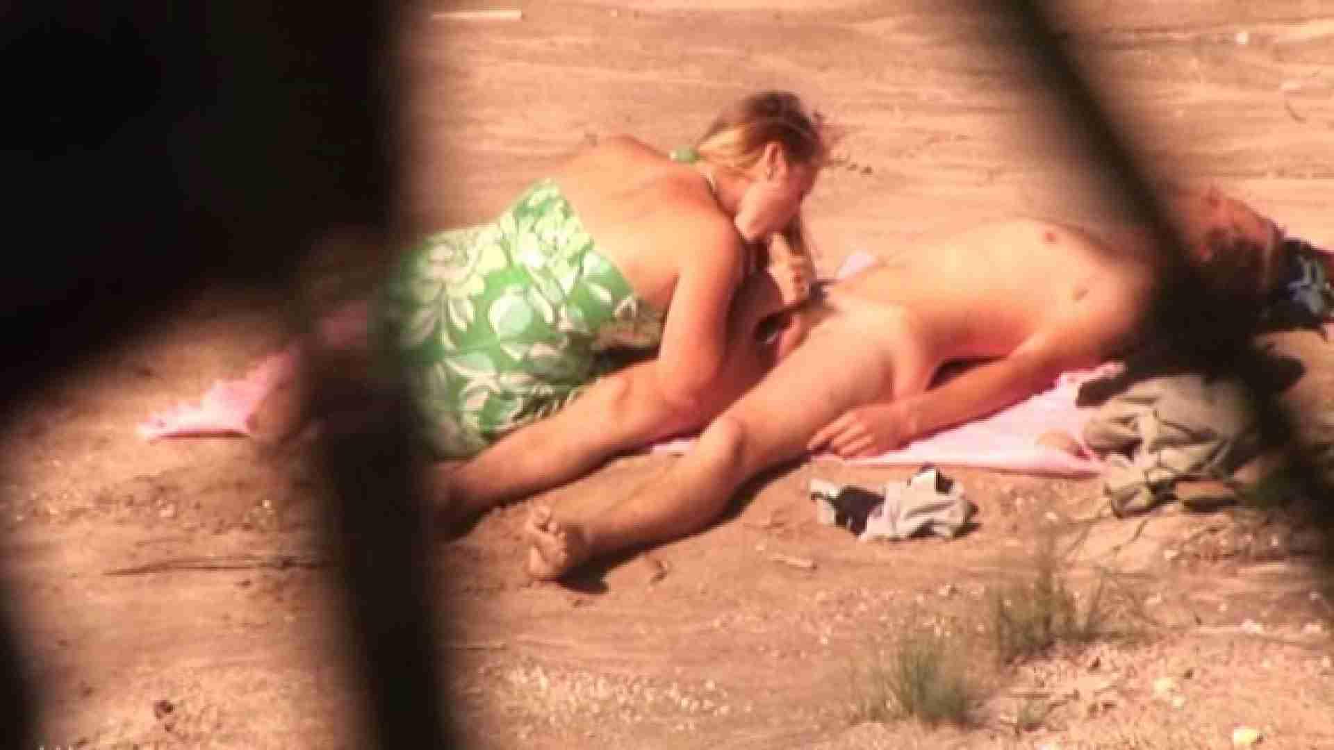 SEX ON THE BEACHvol.9 パイパン 隠し撮りすけべAV動画紹介 99連発 31