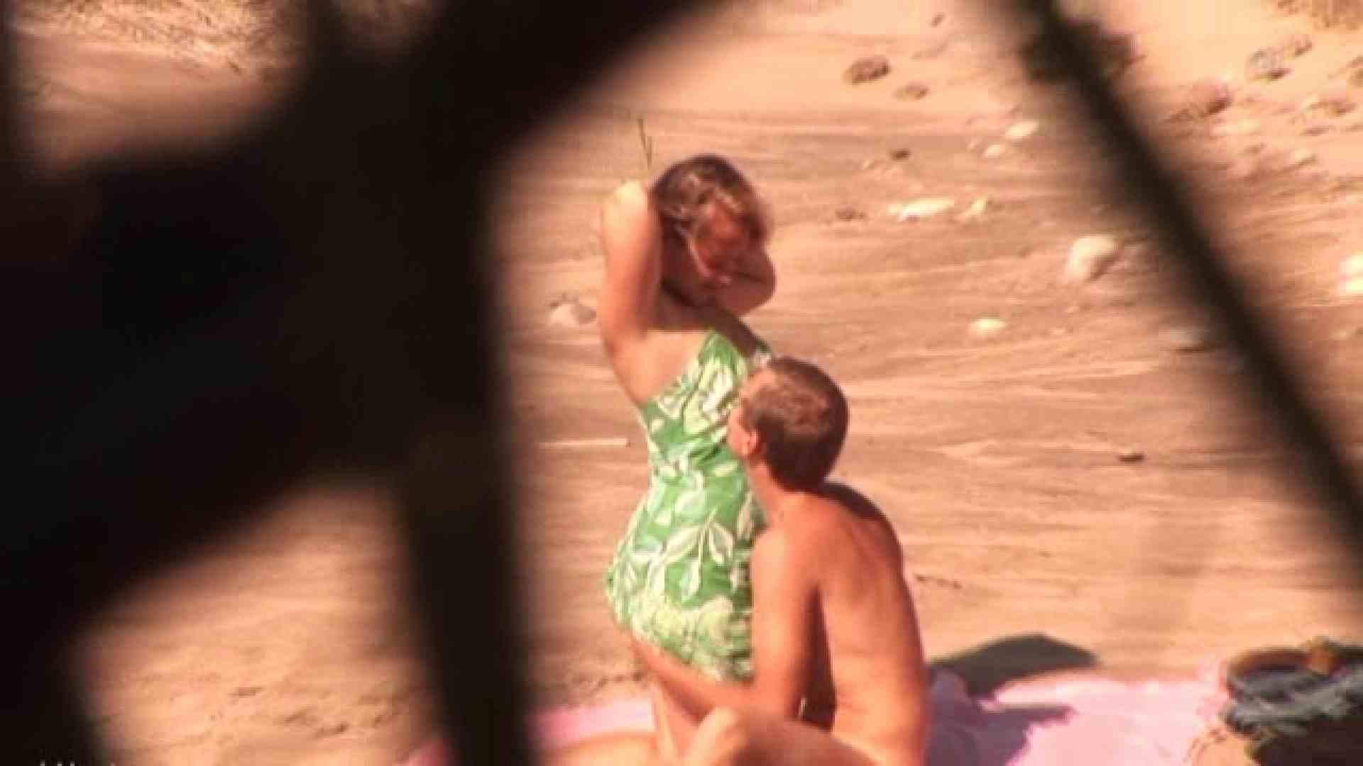 SEX ON THE BEACHvol.9 パイパン 隠し撮りすけべAV動画紹介 99連発 39