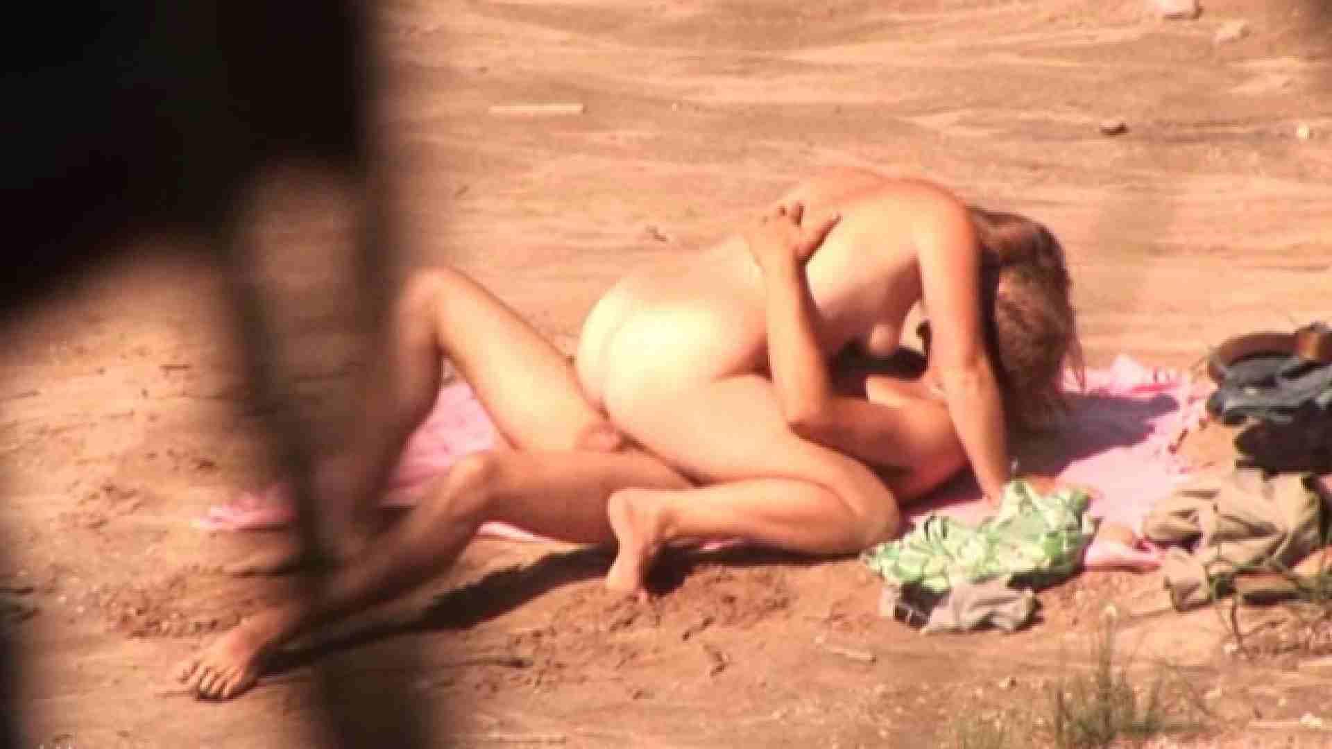 SEX ON THE BEACHvol.9 パイパン 隠し撮りすけべAV動画紹介 99連発 71
