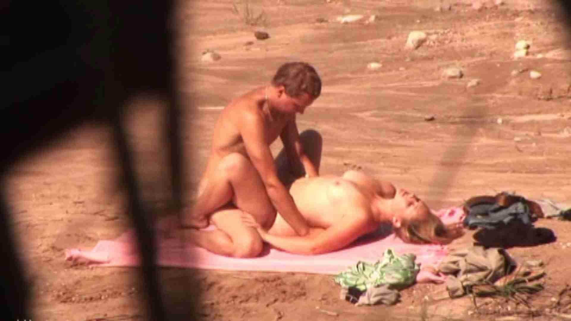 SEX ON THE BEACHvol.9 パイパン 隠し撮りすけべAV動画紹介 99連発 91