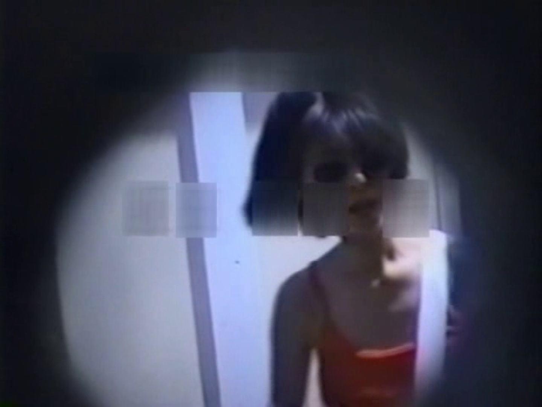 和式個室に穴を開けて盗撮しました。 フリーハンド   女体盗撮  104連発 81