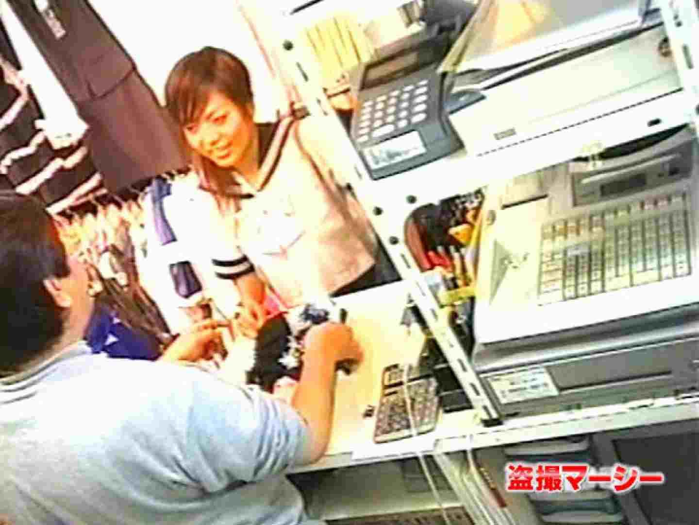 一押し!!制服女子 天使のパンツ販売中 制服   パンツ  104連発 37