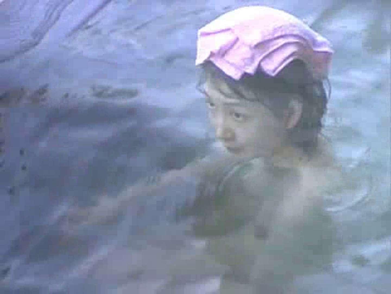 露天美女入浴① 巨乳 戯れ無修正画像 69連発 14