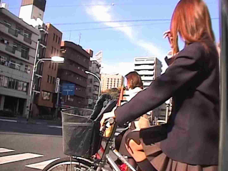 チャリチラスペシャル 街角の天使達① 制服 覗きぱこり動画紹介 44連発 8