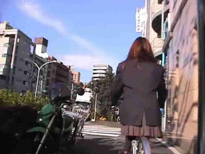 チャリチラスペシャル 街角の天使達① パンツ  44連発 40