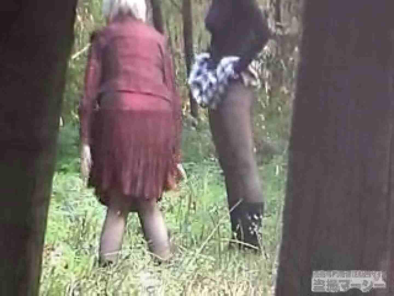 衝撃!ウエデイングドレスを着て野外発射!  ハプニング   女体盗撮  49連発 41