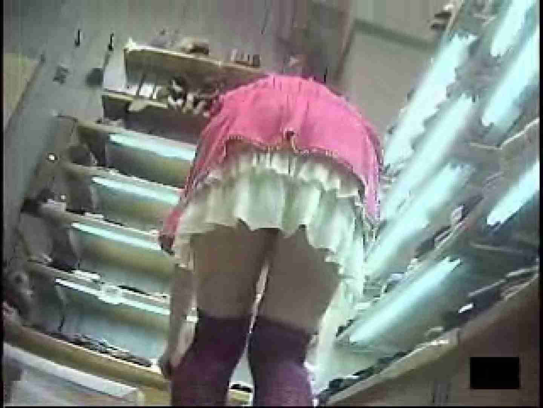 ショップ店員の卑猥なパンツ覗き 潜入 覗きスケベ動画紹介 47連発 27