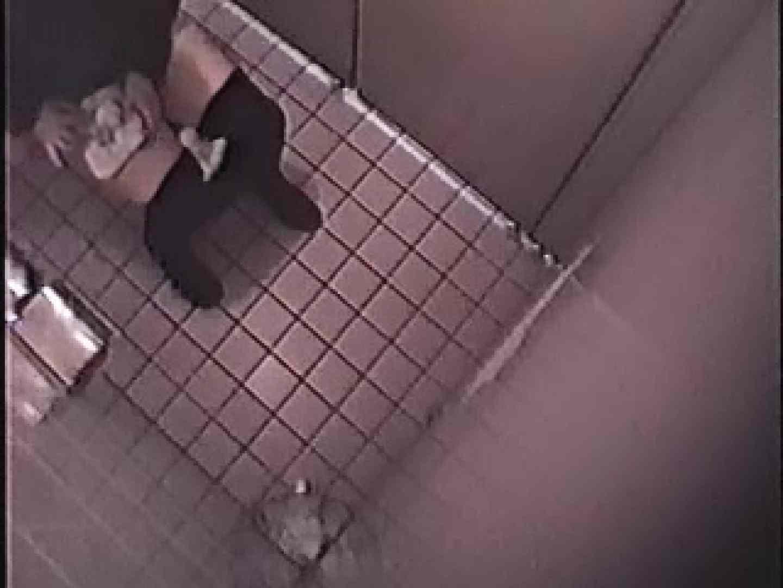 盗撮女子厠完全密着 洗面所 のぞき動画画像 55連発 39