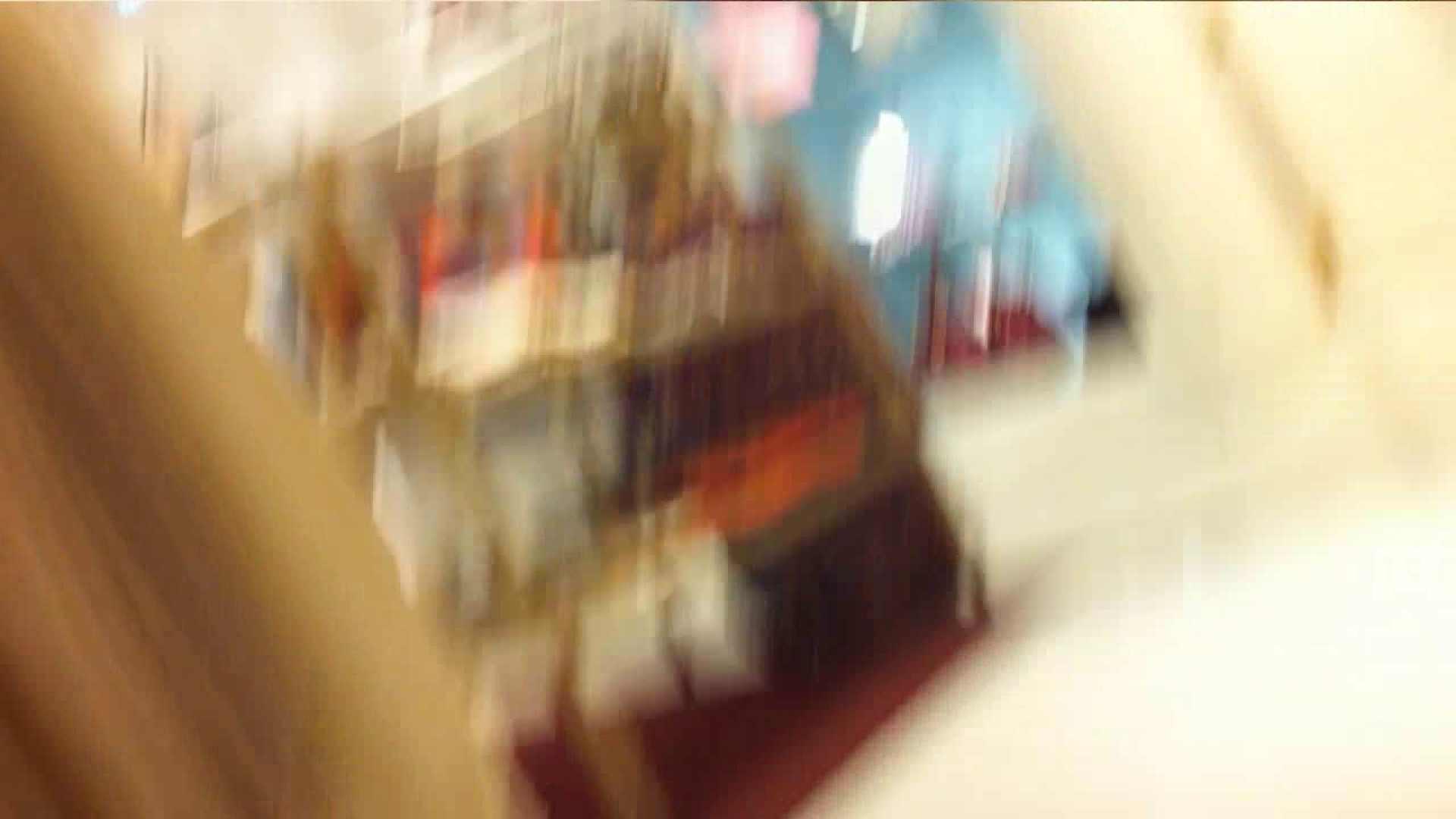 あれこのショップ‼あのカリスマ店員‼今日は黒パンツ‼ 接写  80連発 66