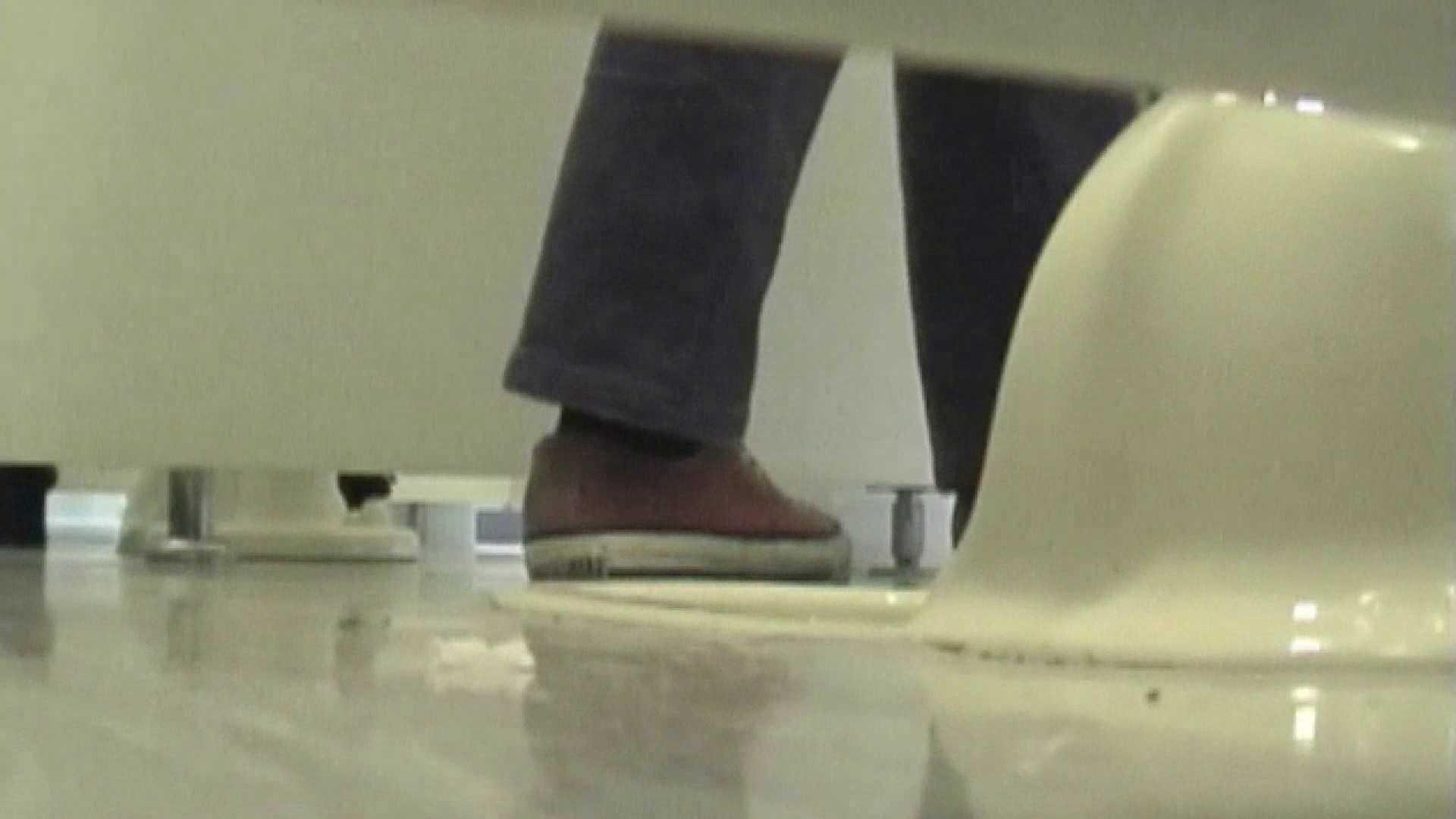 キレカワ女子大生の秘密の洗面所!Vol.032 潜入 | バックショット  73連発 33