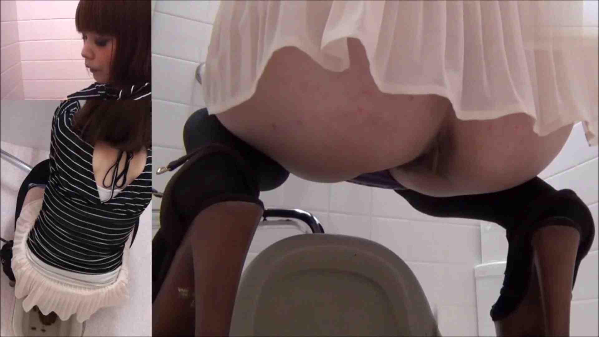 洗面所盗撮~隣の美人お姉さんVol.05 萌えギャル ヌード画像 61連発 48