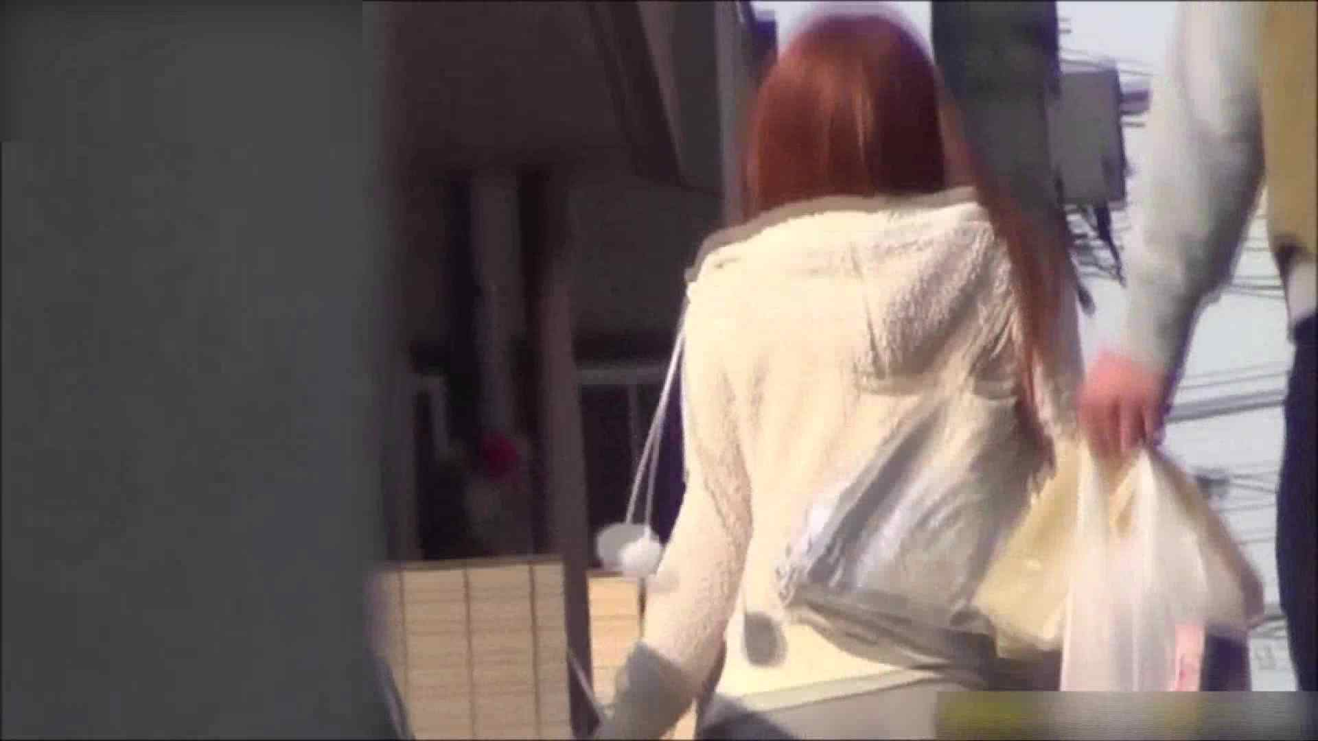 洗面所盗撮~隣の美人お姉さんVol.08 萌えギャル のぞき動画画像 44連発 23