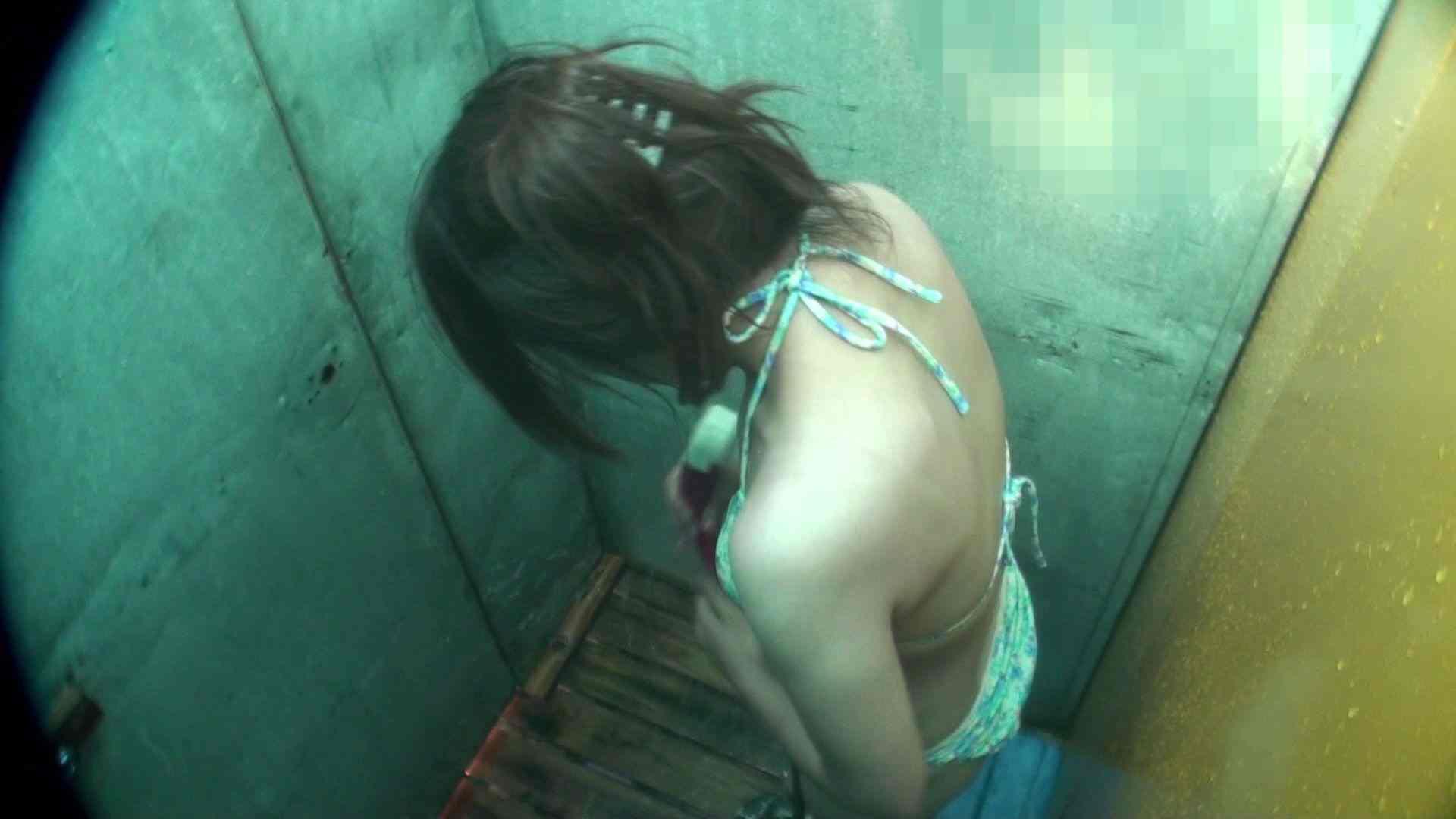 シャワールームは超!!危険な香りVol.15 残念ですが乳首未確認 マンコの砂は入念に シャワー 盗撮動画紹介 48連発 4