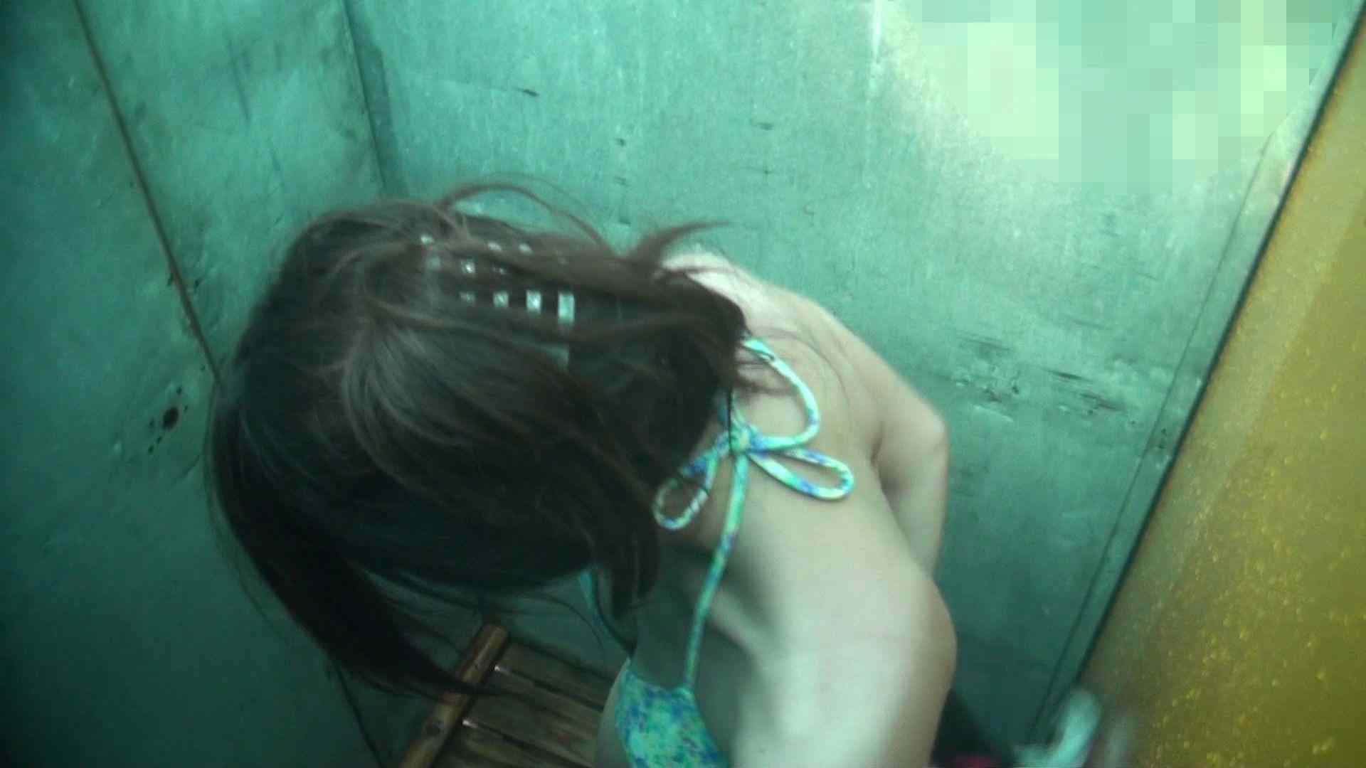 シャワールームは超!!危険な香りVol.15 残念ですが乳首未確認 マンコの砂は入念に シャワー 盗撮動画紹介 48連発 9