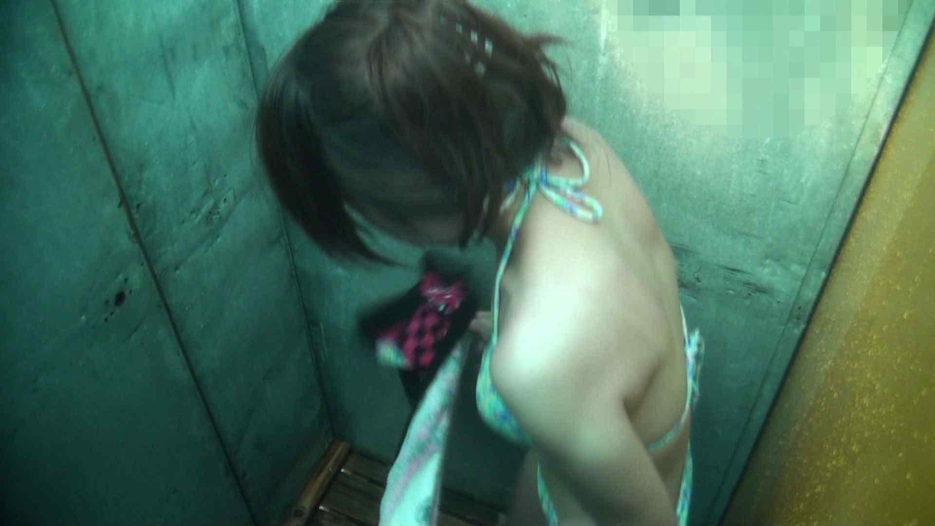 シャワールームは超!!危険な香りVol.15 残念ですが乳首未確認 マンコの砂は入念に OL女体 盗撮動画紹介 48連発 12