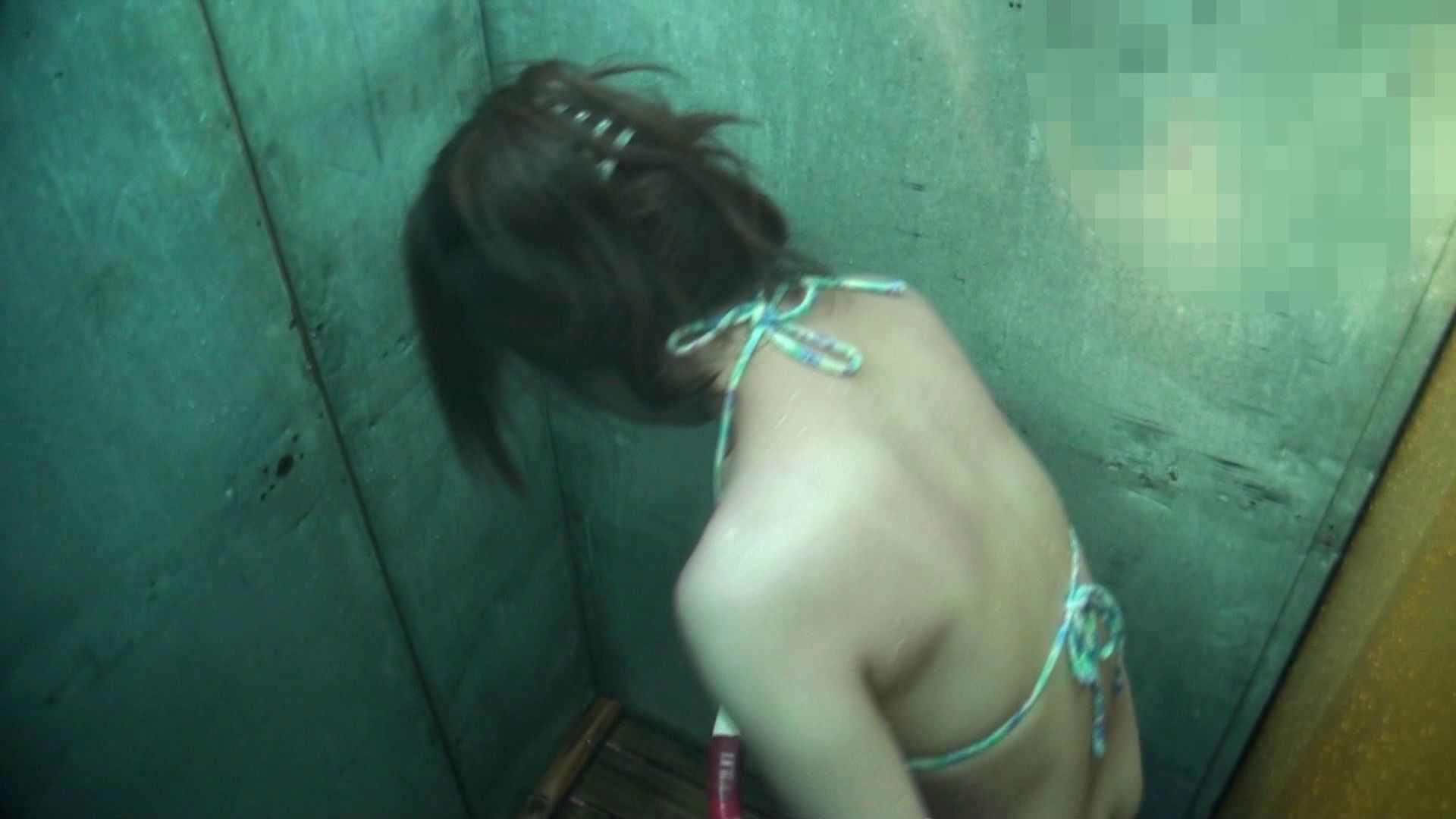 シャワールームは超!!危険な香りVol.15 残念ですが乳首未確認 マンコの砂は入念に マンコ  48連発 15