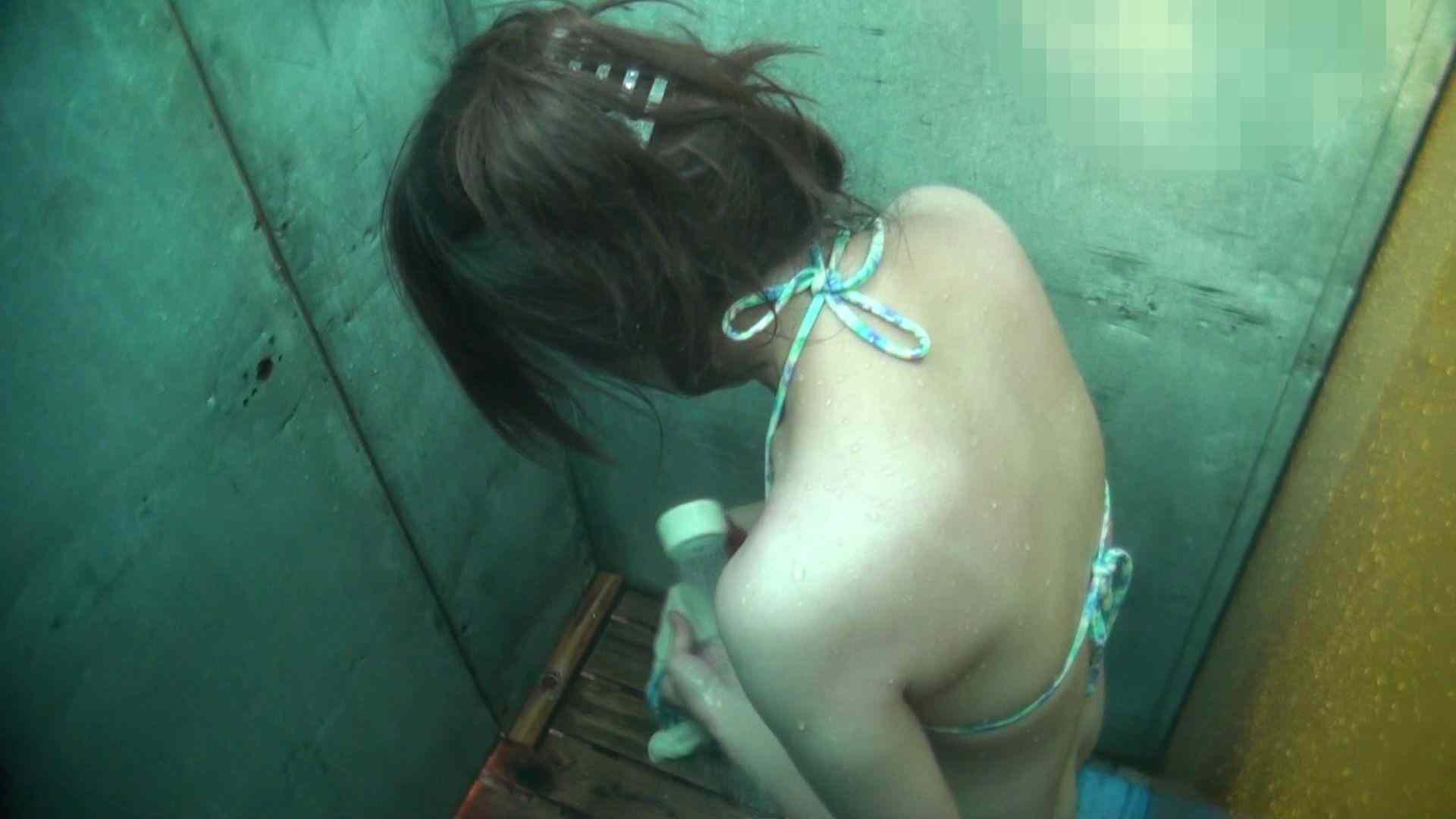 シャワールームは超!!危険な香りVol.15 残念ですが乳首未確認 マンコの砂は入念に シャワー 盗撮動画紹介 48連発 19