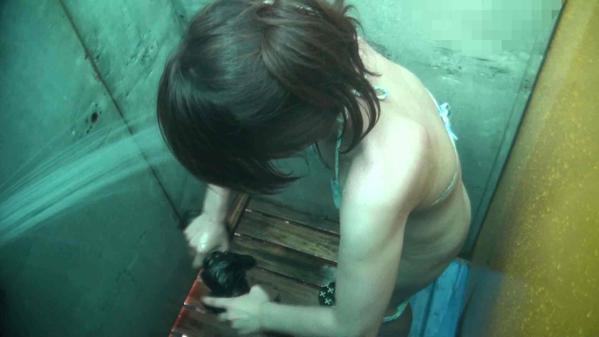 シャワールームは超!!危険な香りVol.15 残念ですが乳首未確認 マンコの砂は入念に OL女体 盗撮動画紹介 48連発 42