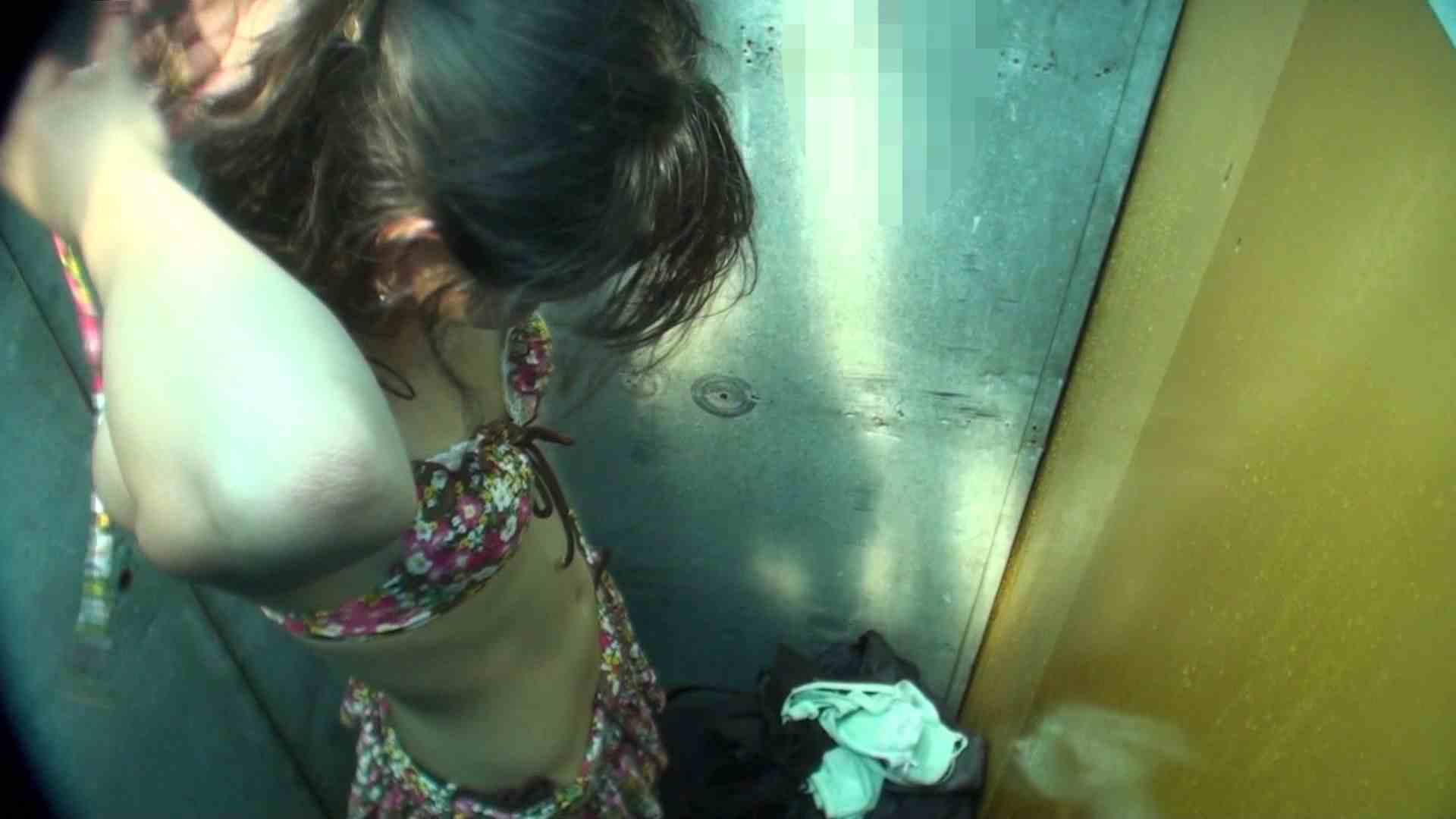 シャワールームは超!!危険な香りVol.16 意外に乳首は年増のそれ シャワー 戯れ無修正画像 44連発 15
