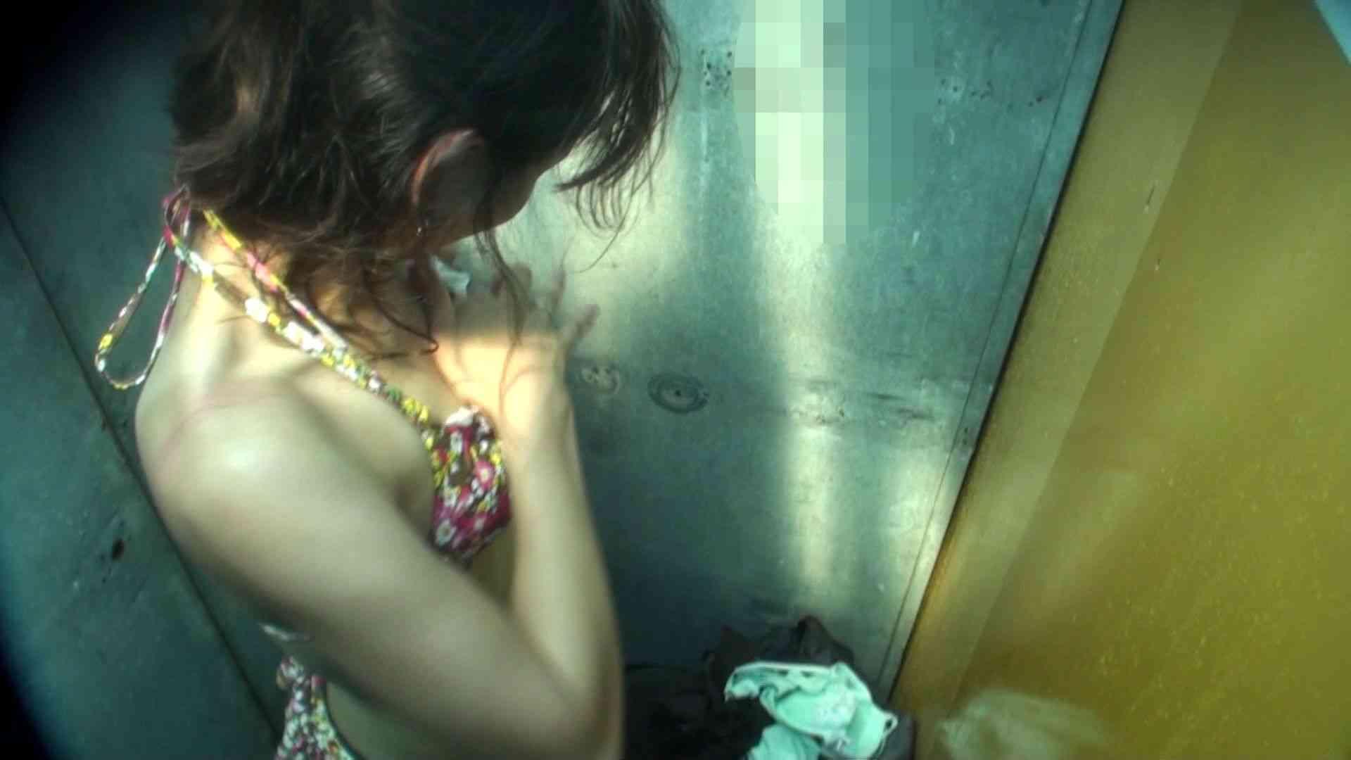 シャワールームは超!!危険な香りVol.16 意外に乳首は年増のそれ シャワー 戯れ無修正画像 44連発 23