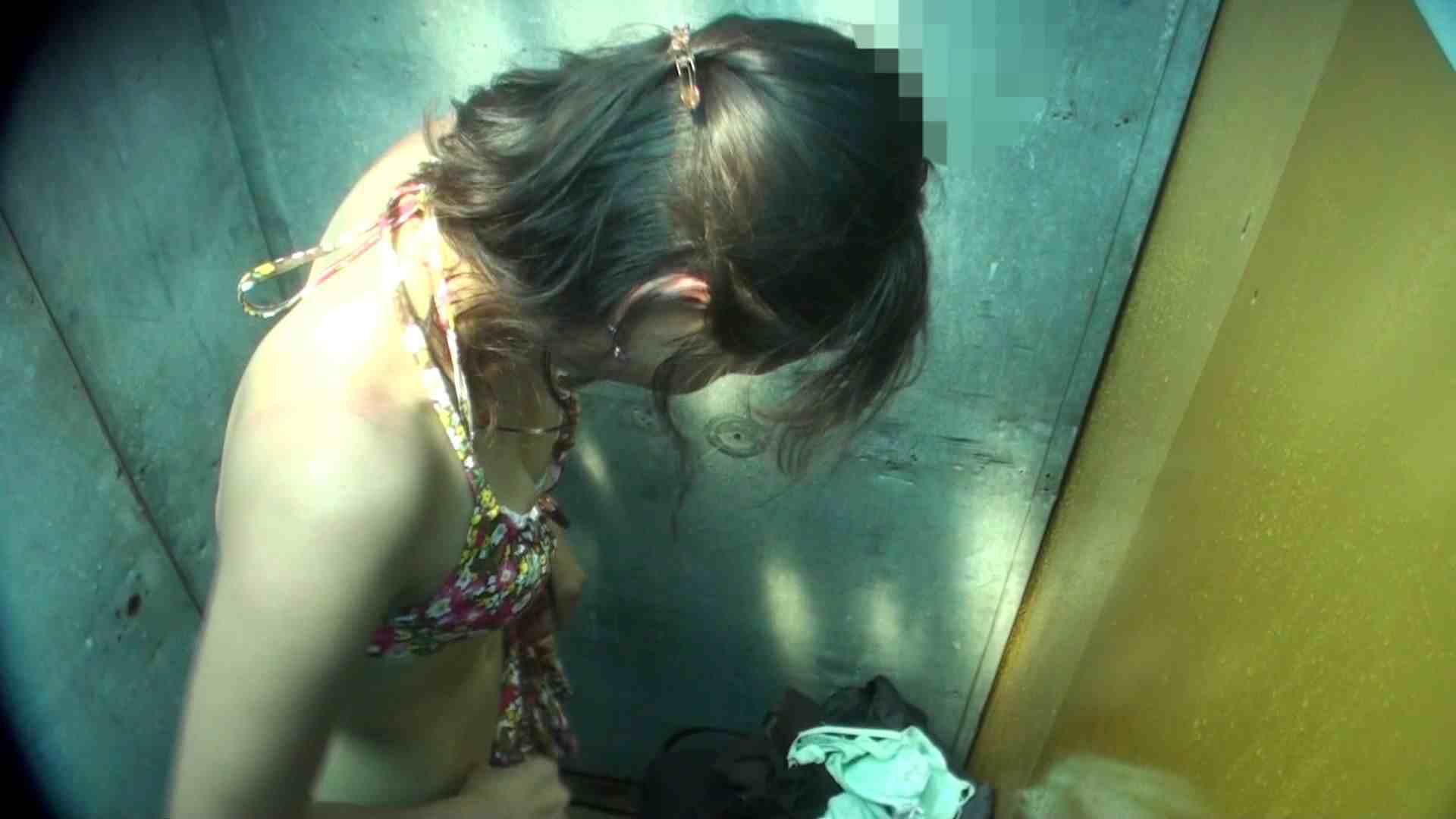 シャワールームは超!!危険な香りVol.16 意外に乳首は年増のそれ 高画質  44連発 24