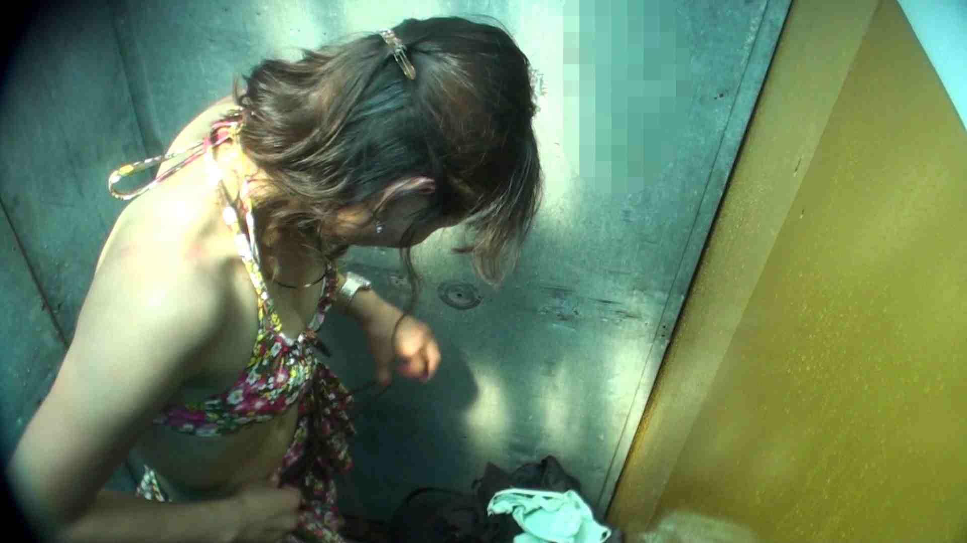 シャワールームは超!!危険な香りVol.16 意外に乳首は年増のそれ 高画質  44連発 28