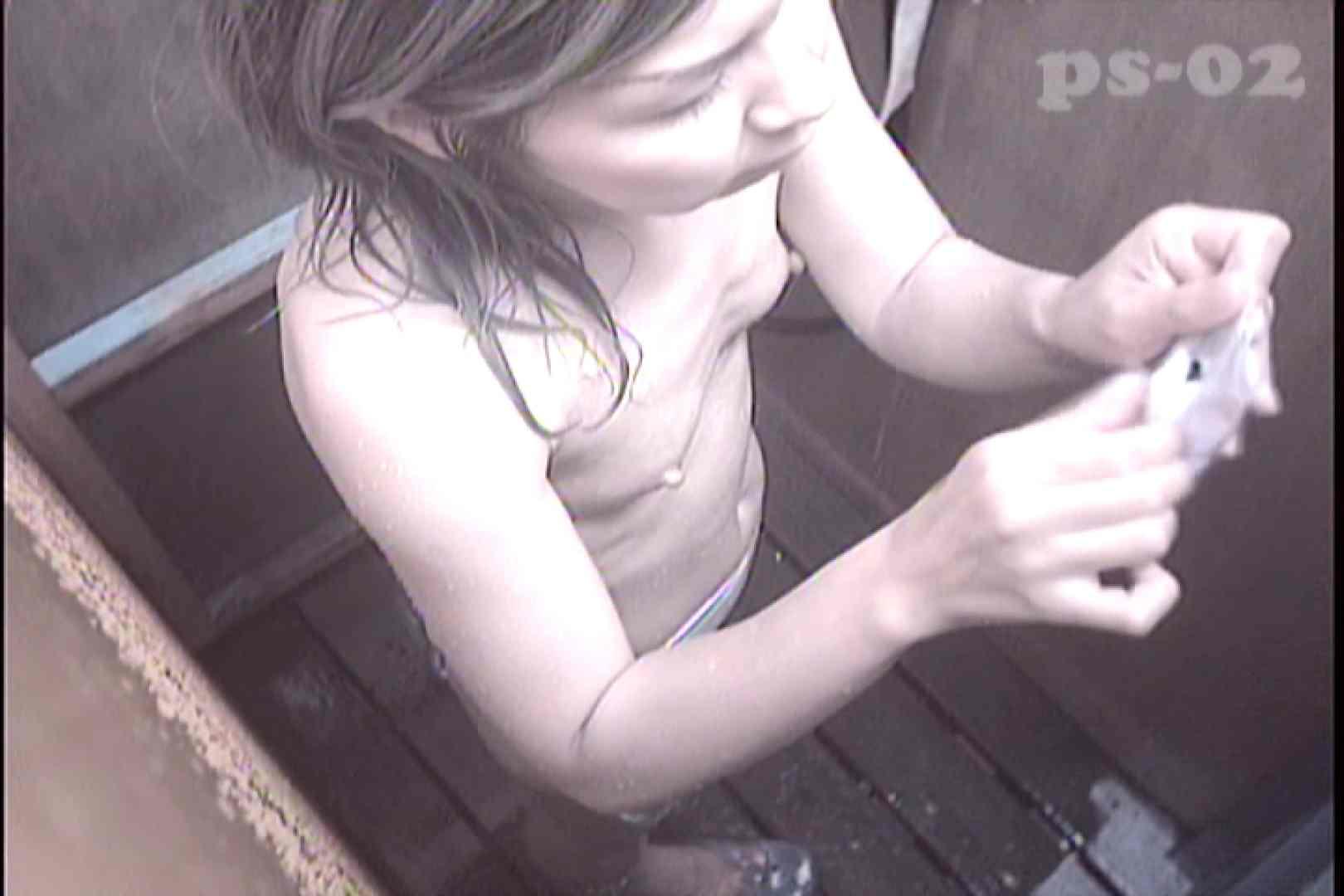 File.09 貧乳そして大きな乳首のお姉さん 脱衣所  91連発 40