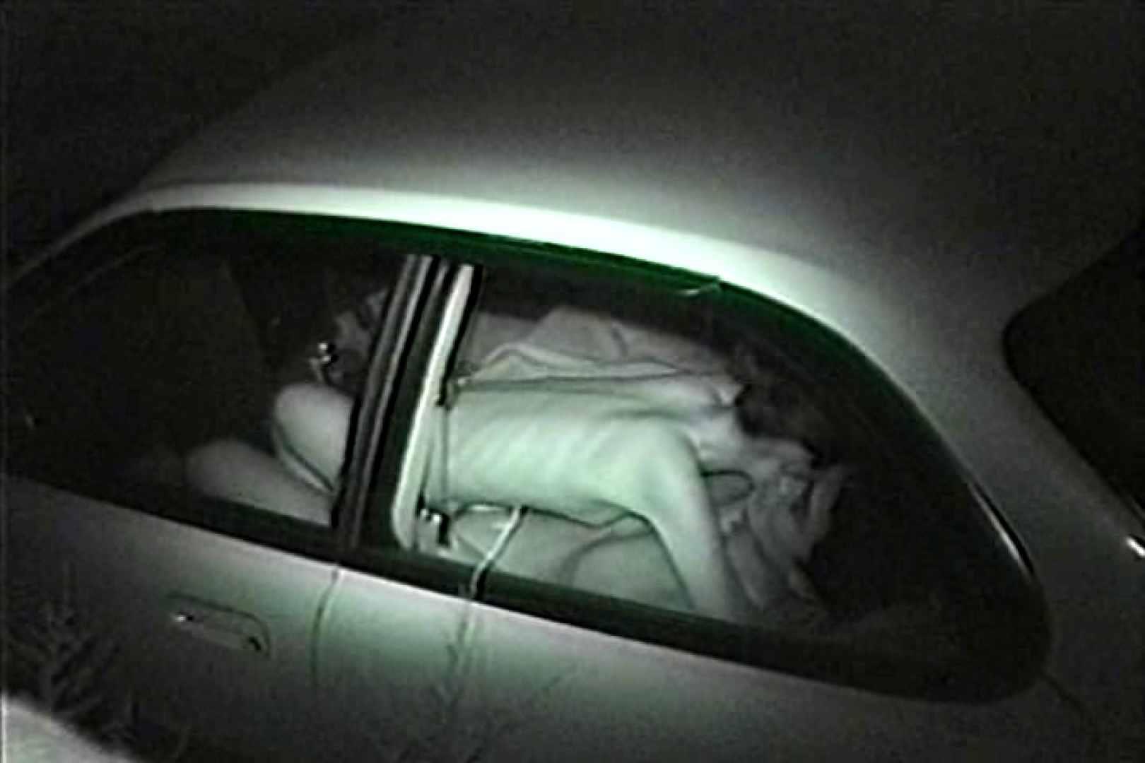 車の中はラブホテル 無修正版  Vol.7 接写 盗撮アダルト動画キャプチャ 96連発 2