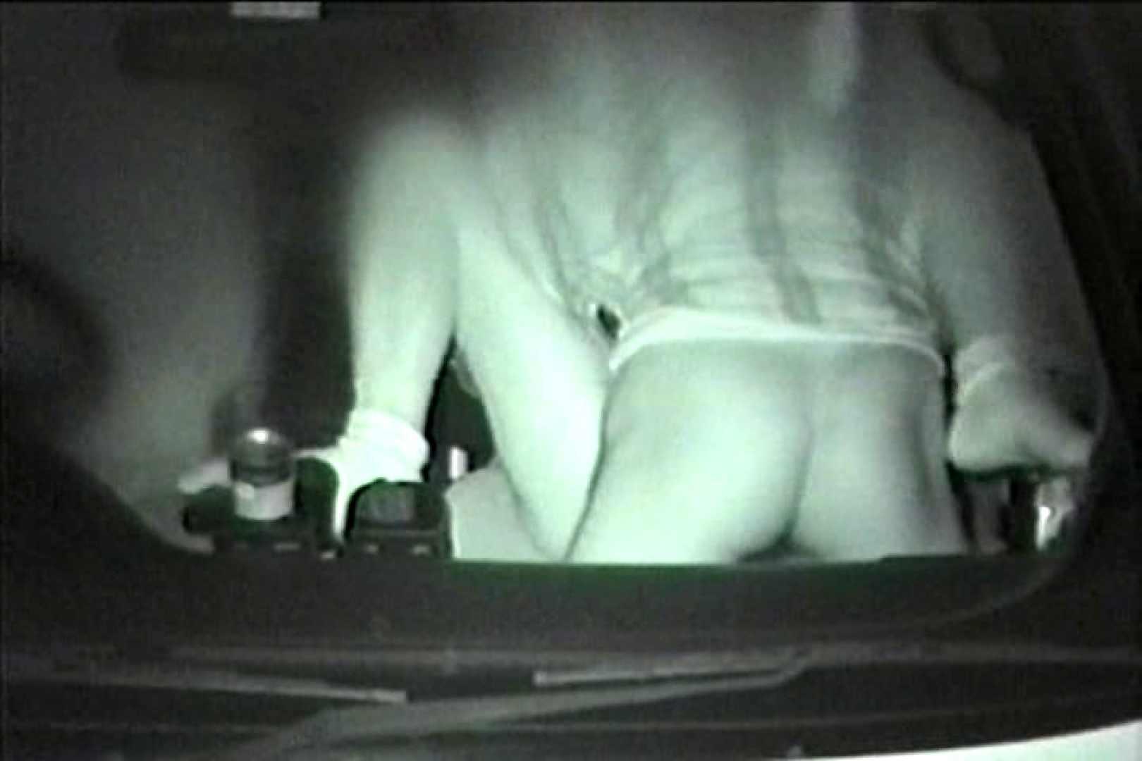 車の中はラブホテル 無修正版  Vol.7 接写 盗撮アダルト動画キャプチャ 96連発 90