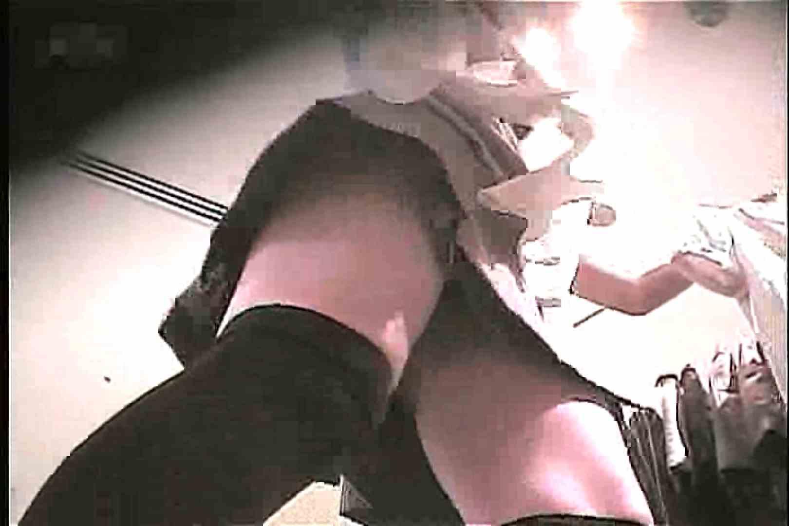 ショップ店員のパンチラアクシデント Vol.12 女体盗撮 覗きワレメ動画紹介 108連発 31