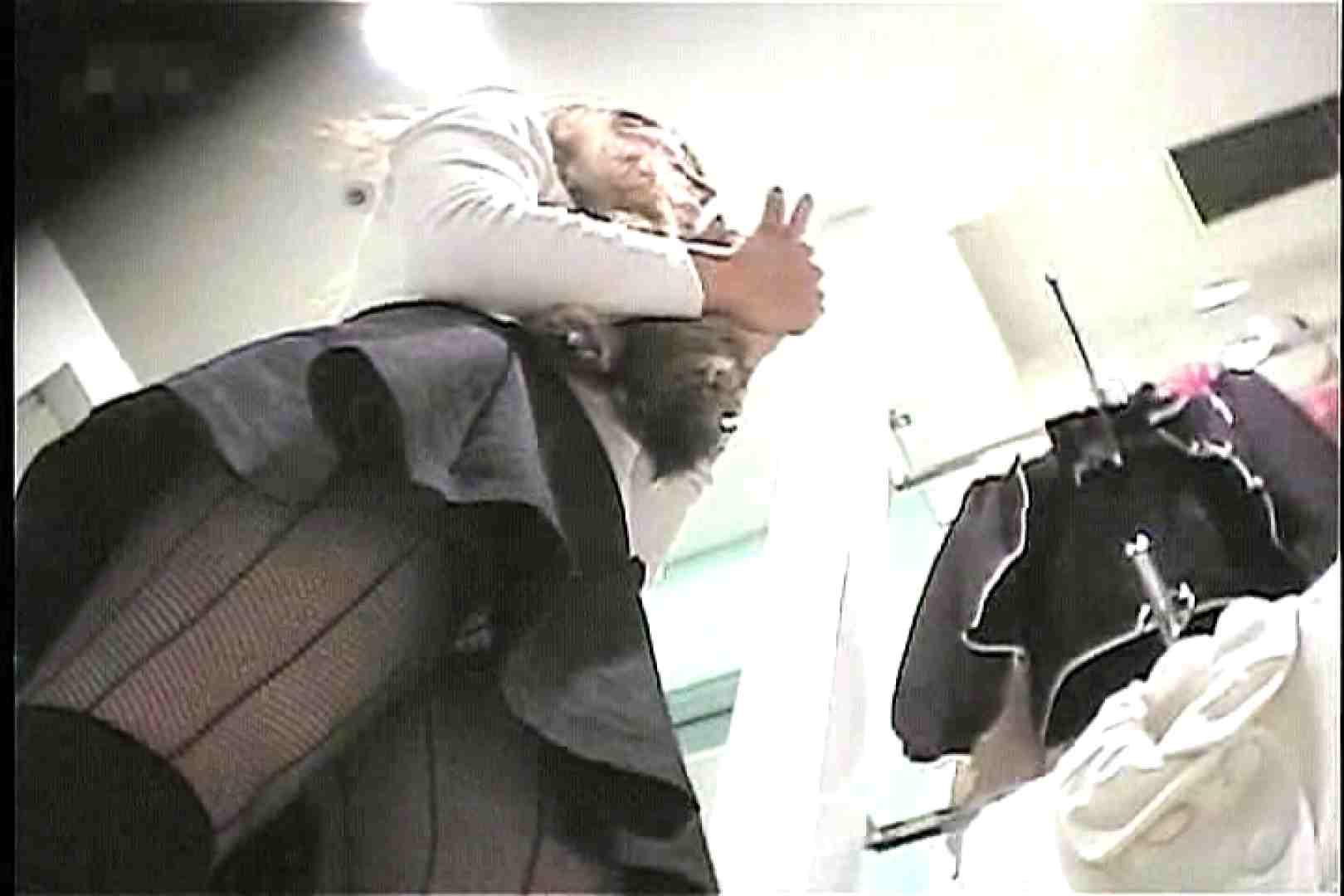 ショップ店員のパンチラアクシデント Vol.12 女体盗撮 覗きワレメ動画紹介 108連発 59