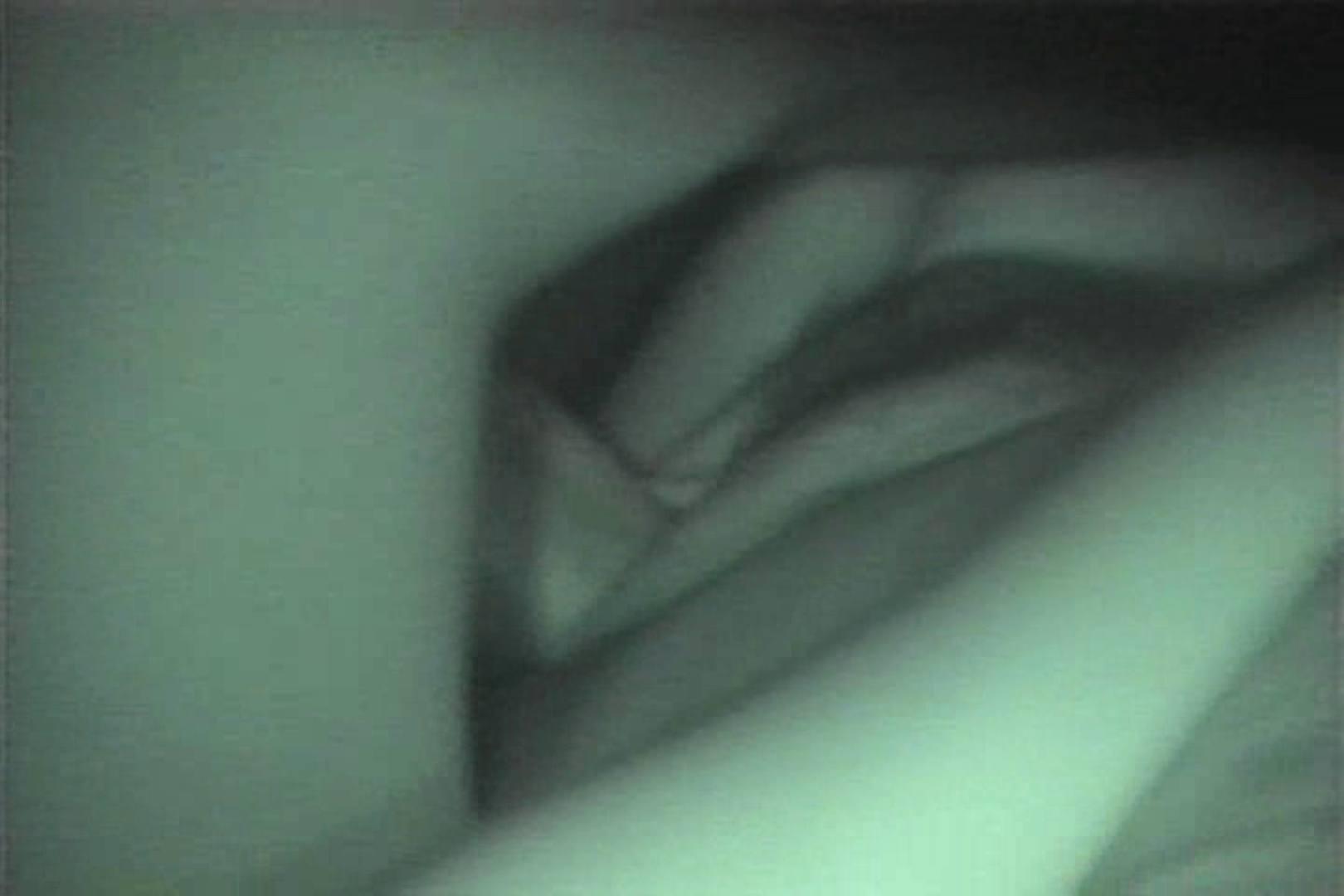 MASAさんの待ち伏せ撮り! 赤外線カーセックスVol.8 クンニ | 接写  99連発 50