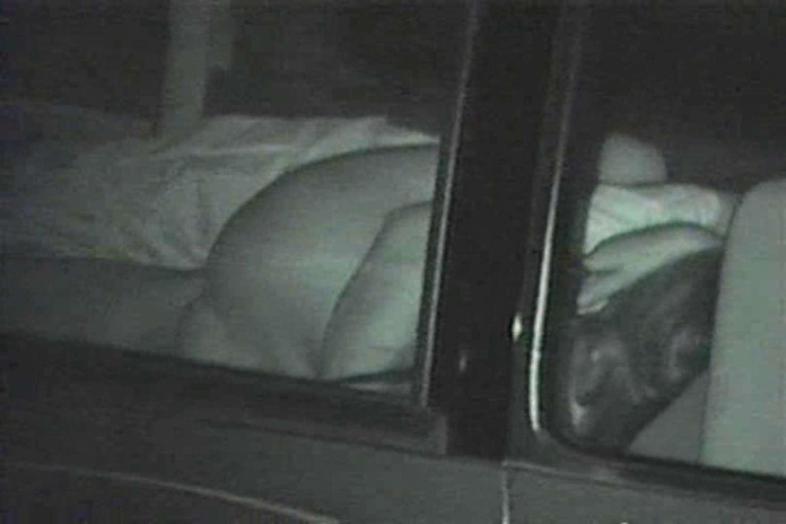 MASAさんの待ち伏せ撮り! 赤外線カーセックスVol.8 カーセックス 盗撮エロ画像 99連発 97