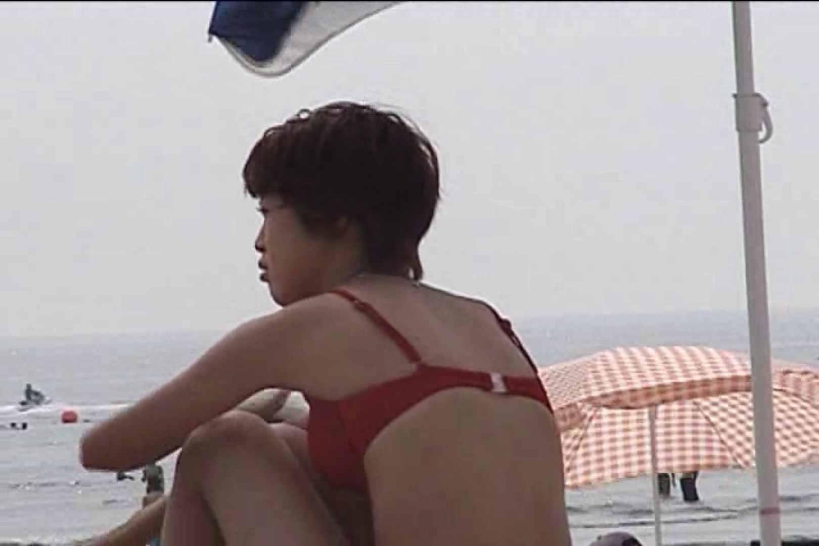 ビーチで起きたあなたの知らない世界!!Vol.4 OL女体 | 0  40連発 11