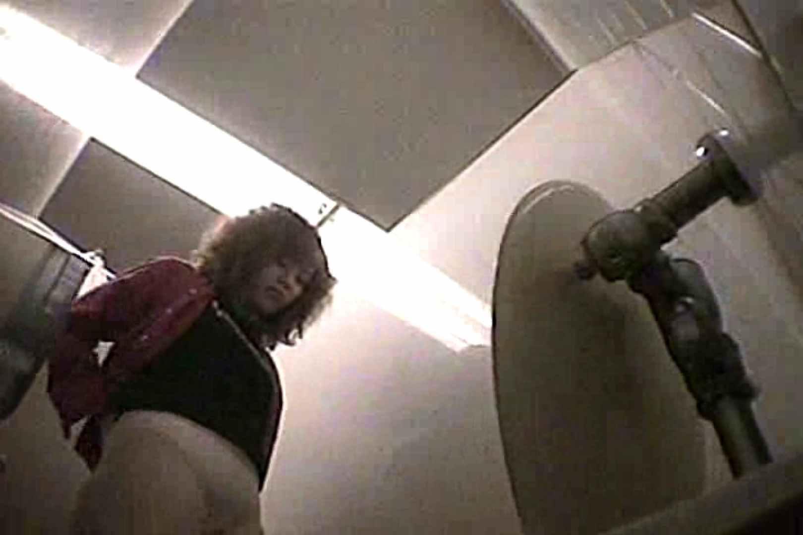 チアリーダーズ洗面所Vol.2 おまんこ丸見え のぞきエロ無料画像 44連発 35